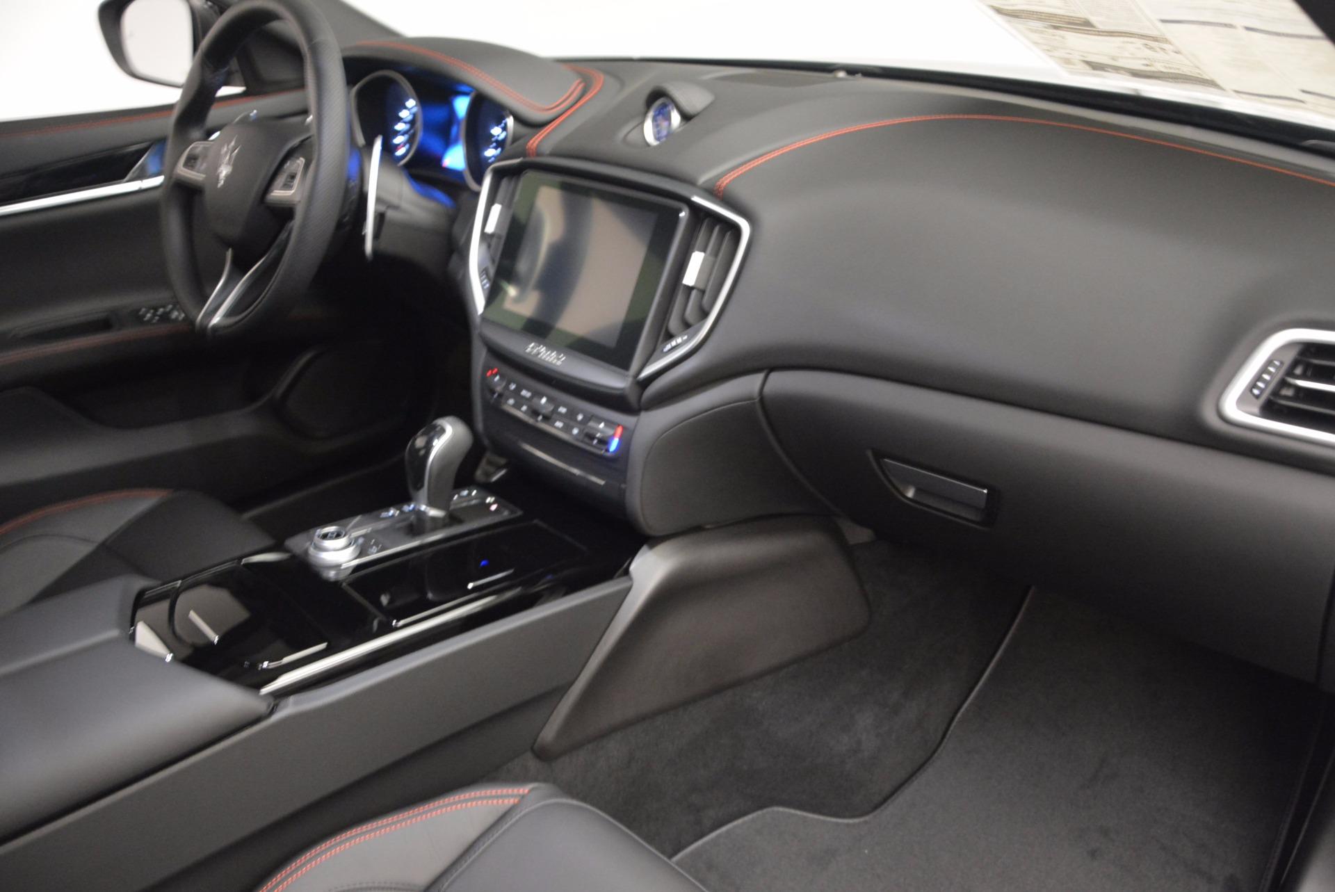 New 2017 Maserati Ghibli S Q4 For Sale In Westport, CT 1114_p21