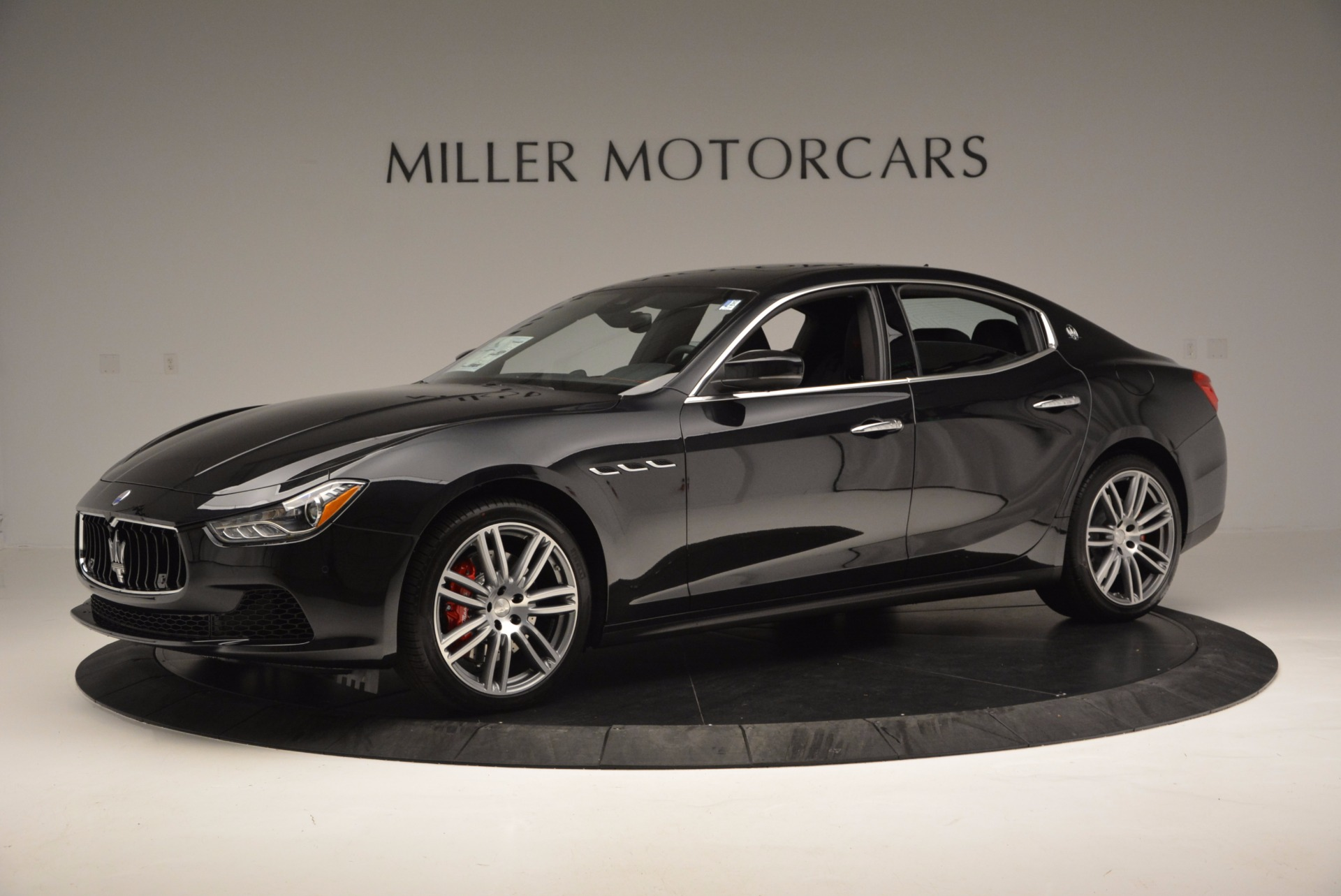 New 2017 Maserati Ghibli S Q4 For Sale In Westport, CT 1114_p2