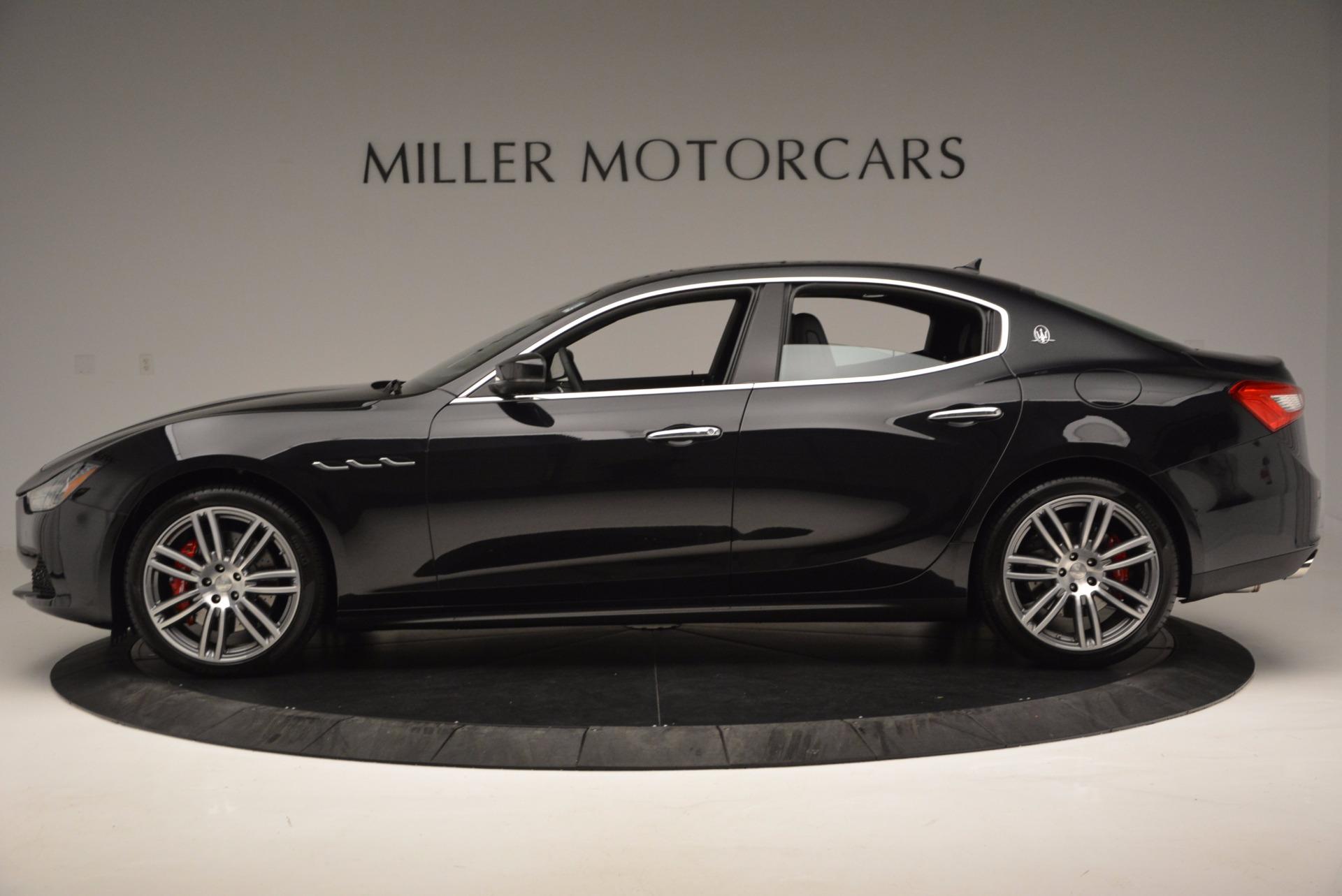 New 2017 Maserati Ghibli S Q4 For Sale In Westport, CT 1114_p3