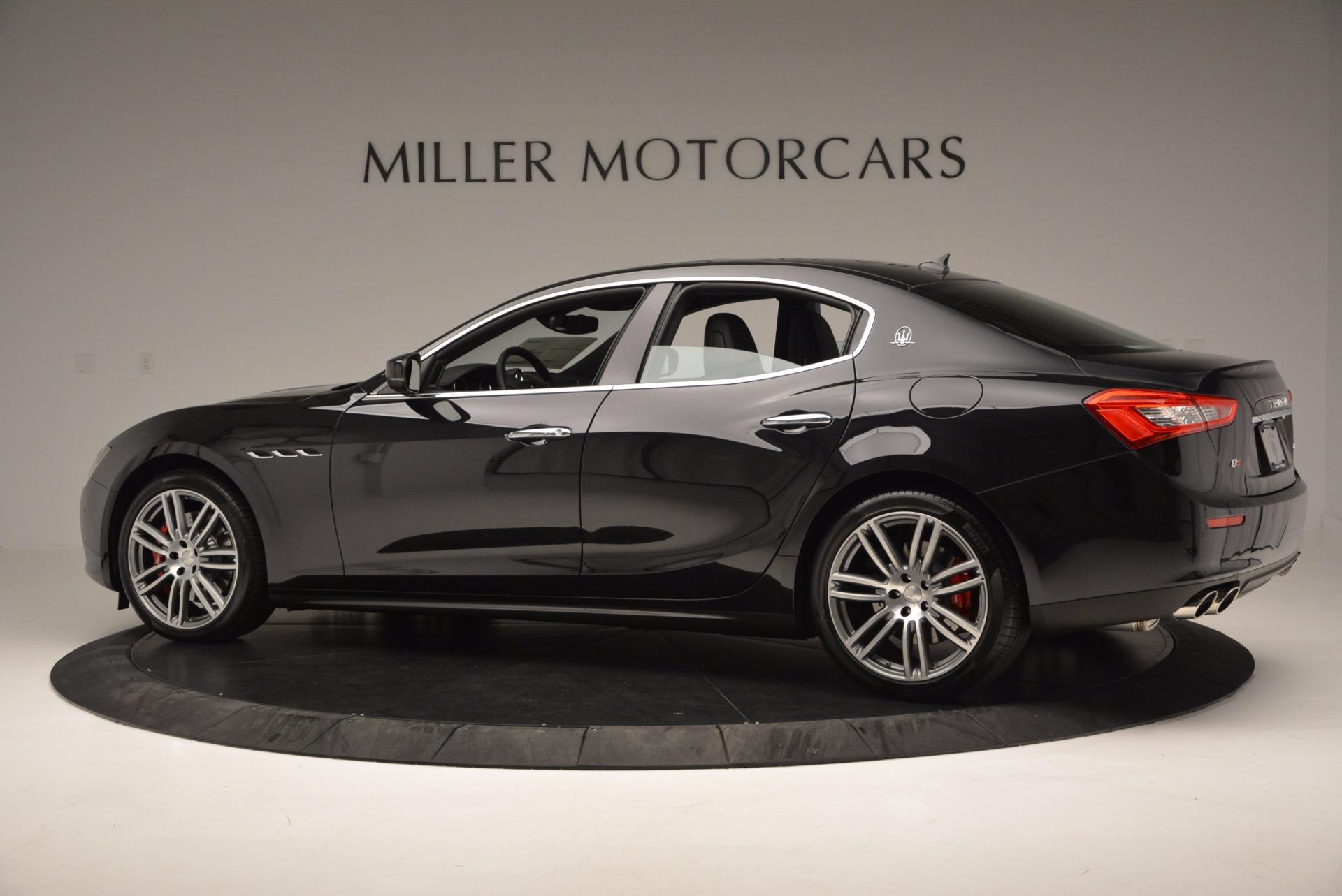 New 2017 Maserati Ghibli S Q4 For Sale In Westport, CT 1114_p4