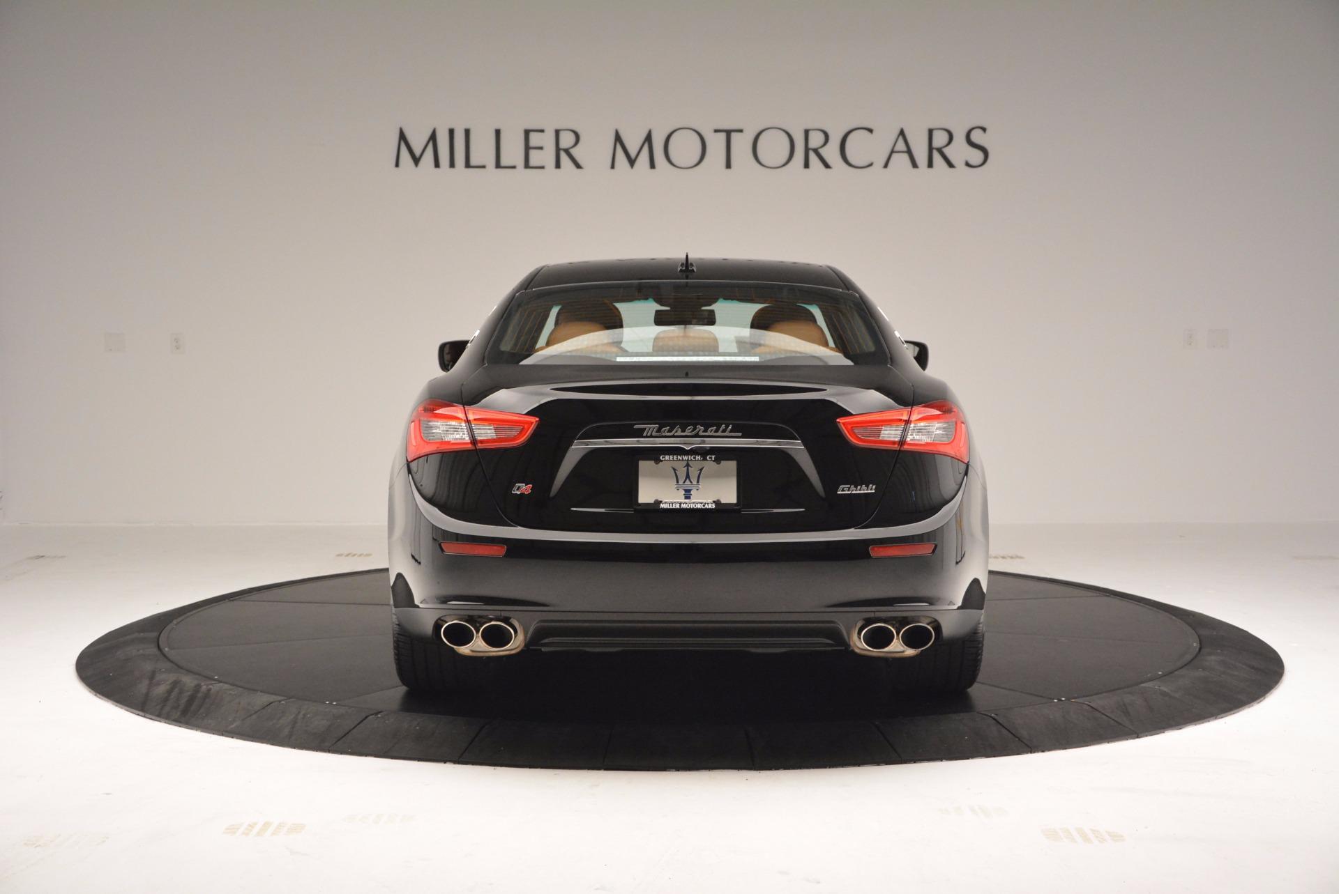 New 2017 Maserati Ghibli S Q4 EX-LOANER For Sale In Westport, CT 1115_p6
