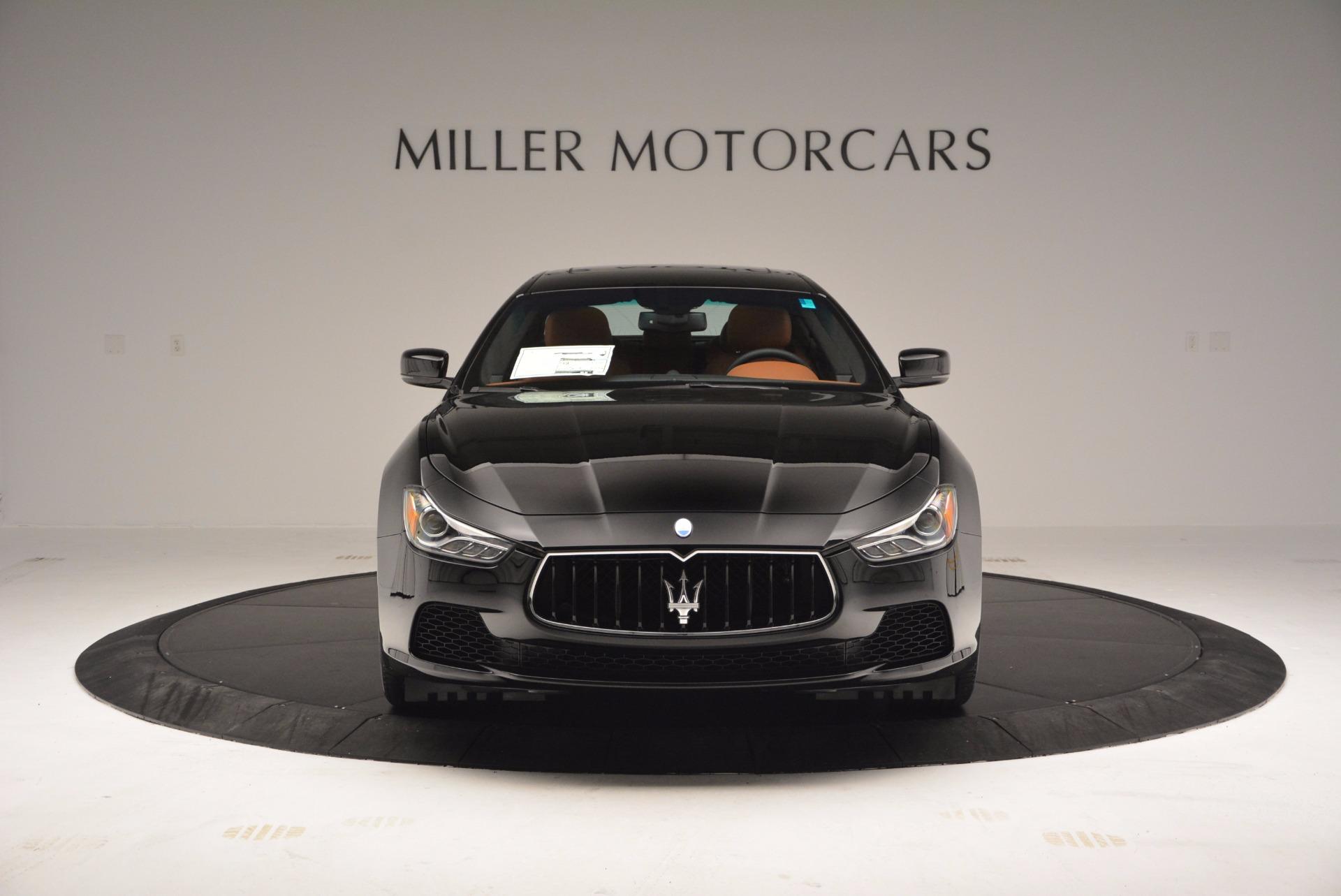New 2017 Maserati Ghibli S Q4 EX-Loaner For Sale In Westport, CT 1116_p12