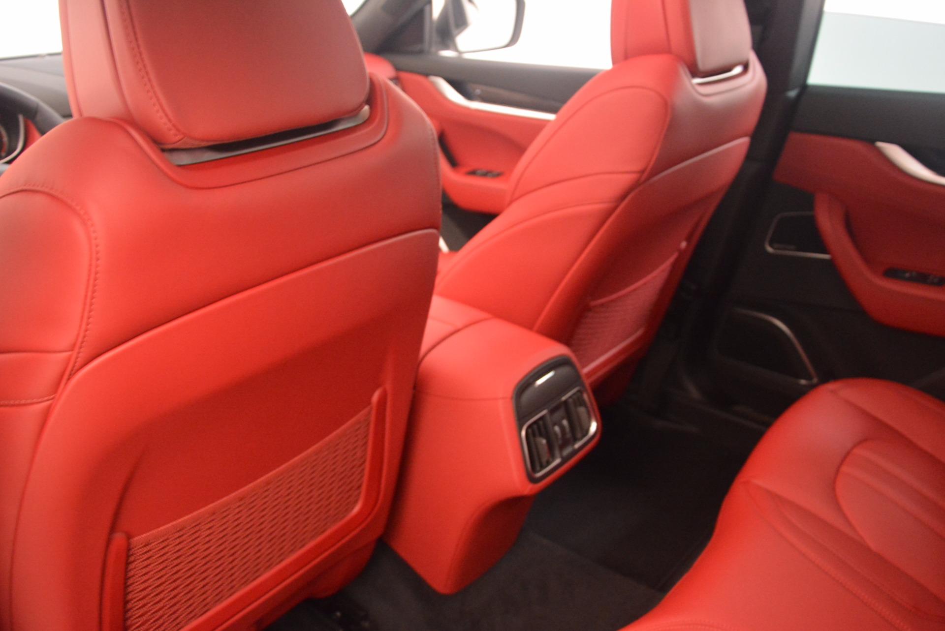 New 2017 Maserati Levante S For Sale In Westport, CT 1117_p21