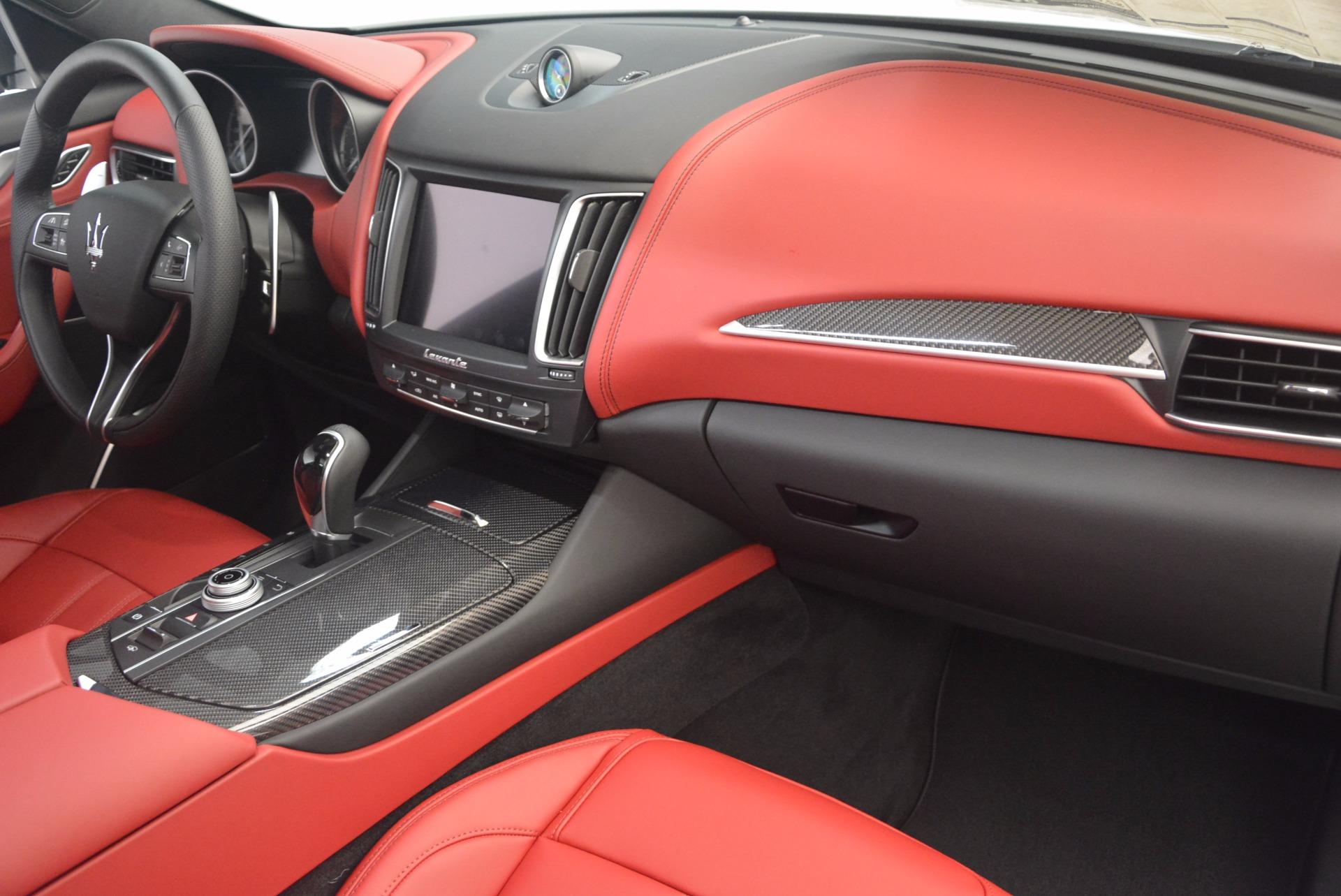 New 2017 Maserati Levante S For Sale In Westport, CT 1117_p24