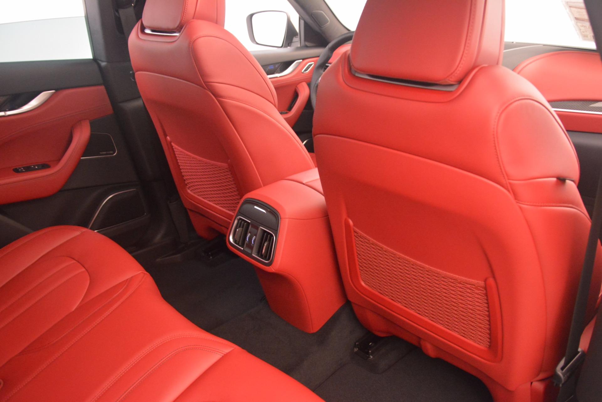 New 2017 Maserati Levante S For Sale In Westport, CT 1117_p27