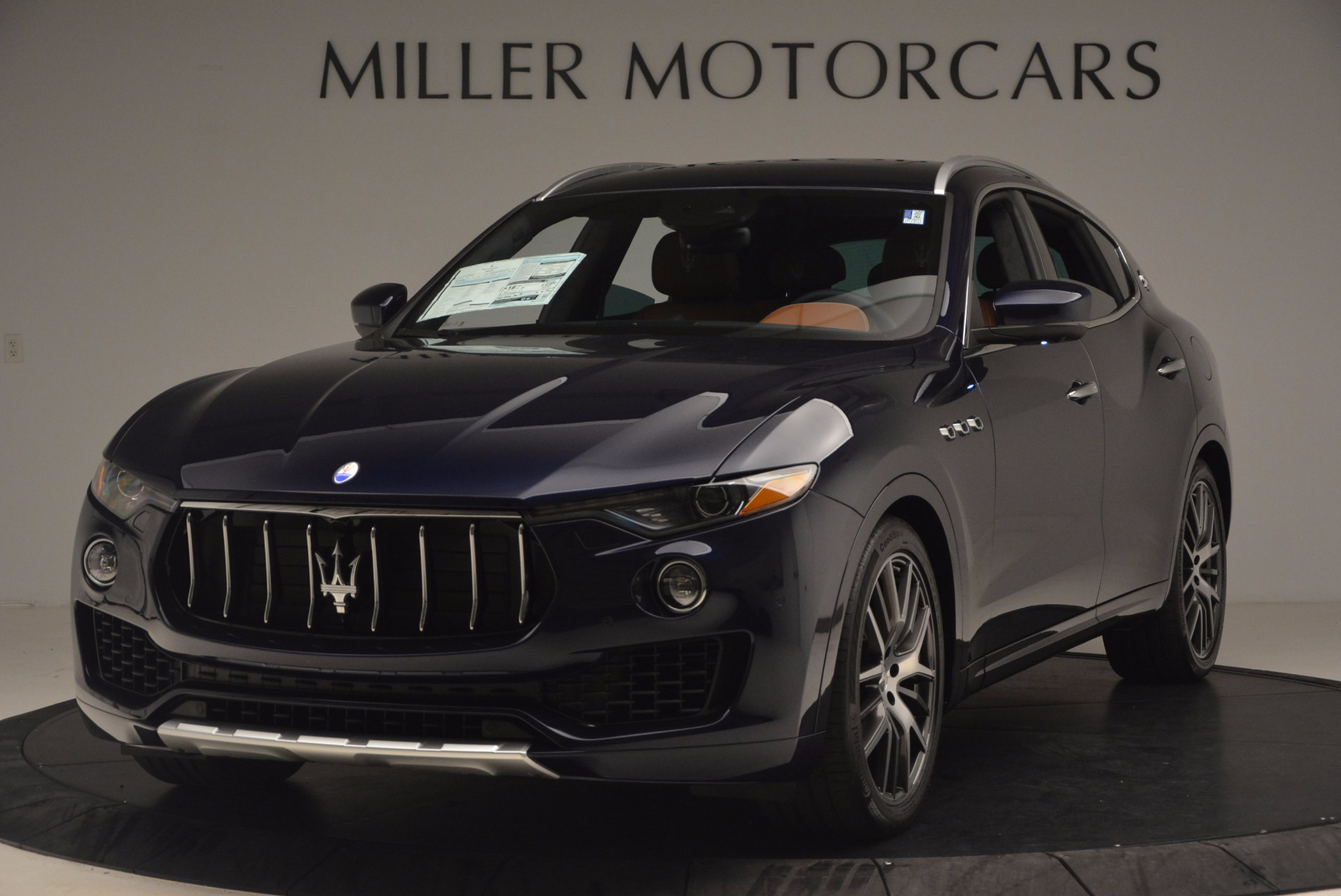 New 2017 Maserati Levante  For Sale In Westport, CT 1118_main