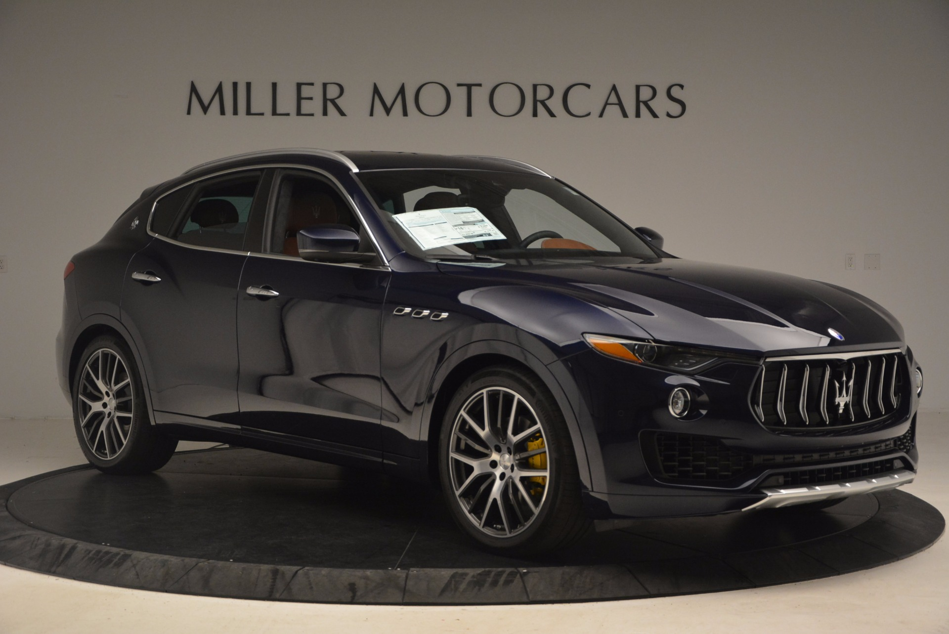 New 2017 Maserati Levante  For Sale In Westport, CT 1118_p11