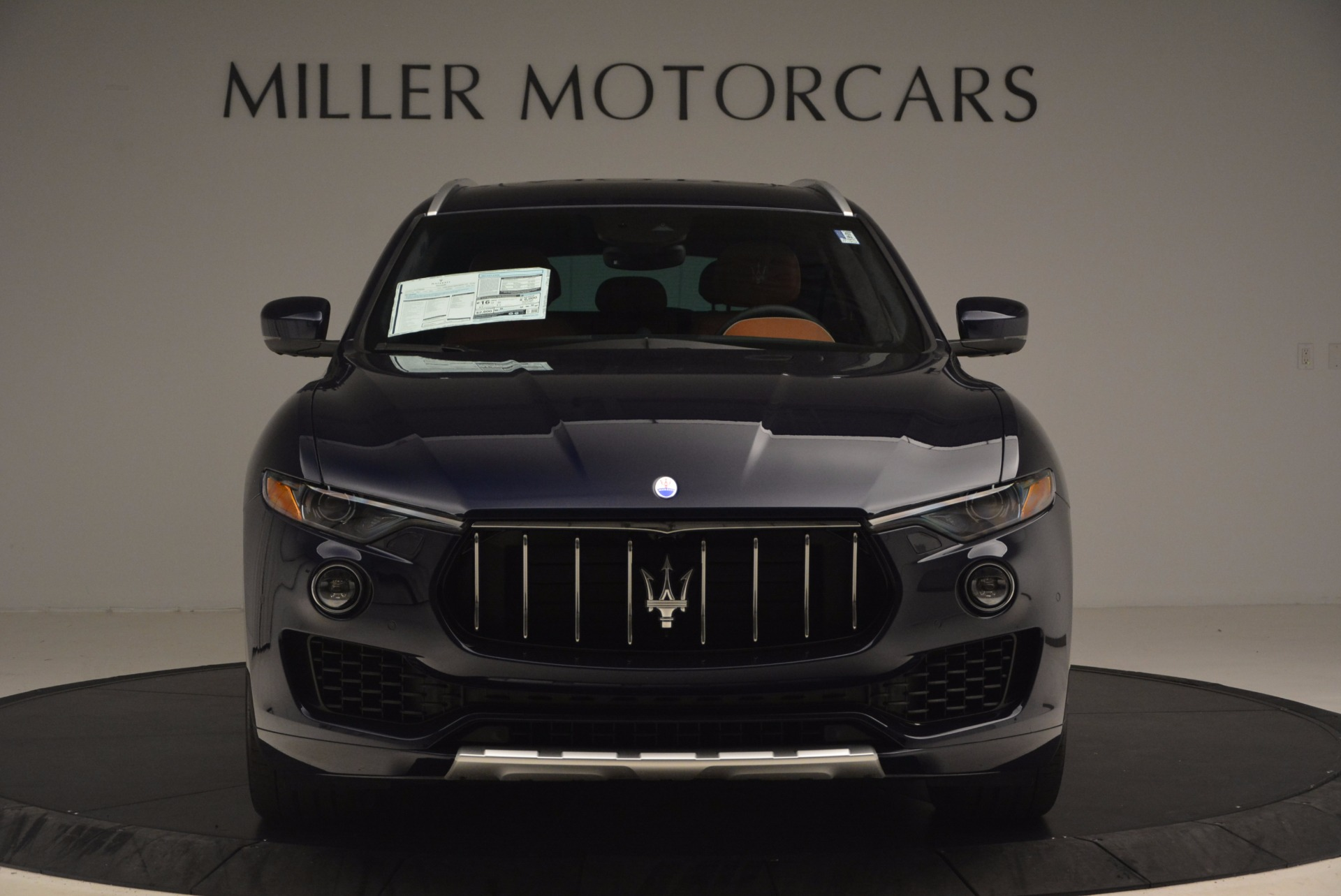 New 2017 Maserati Levante  For Sale In Westport, CT 1118_p12