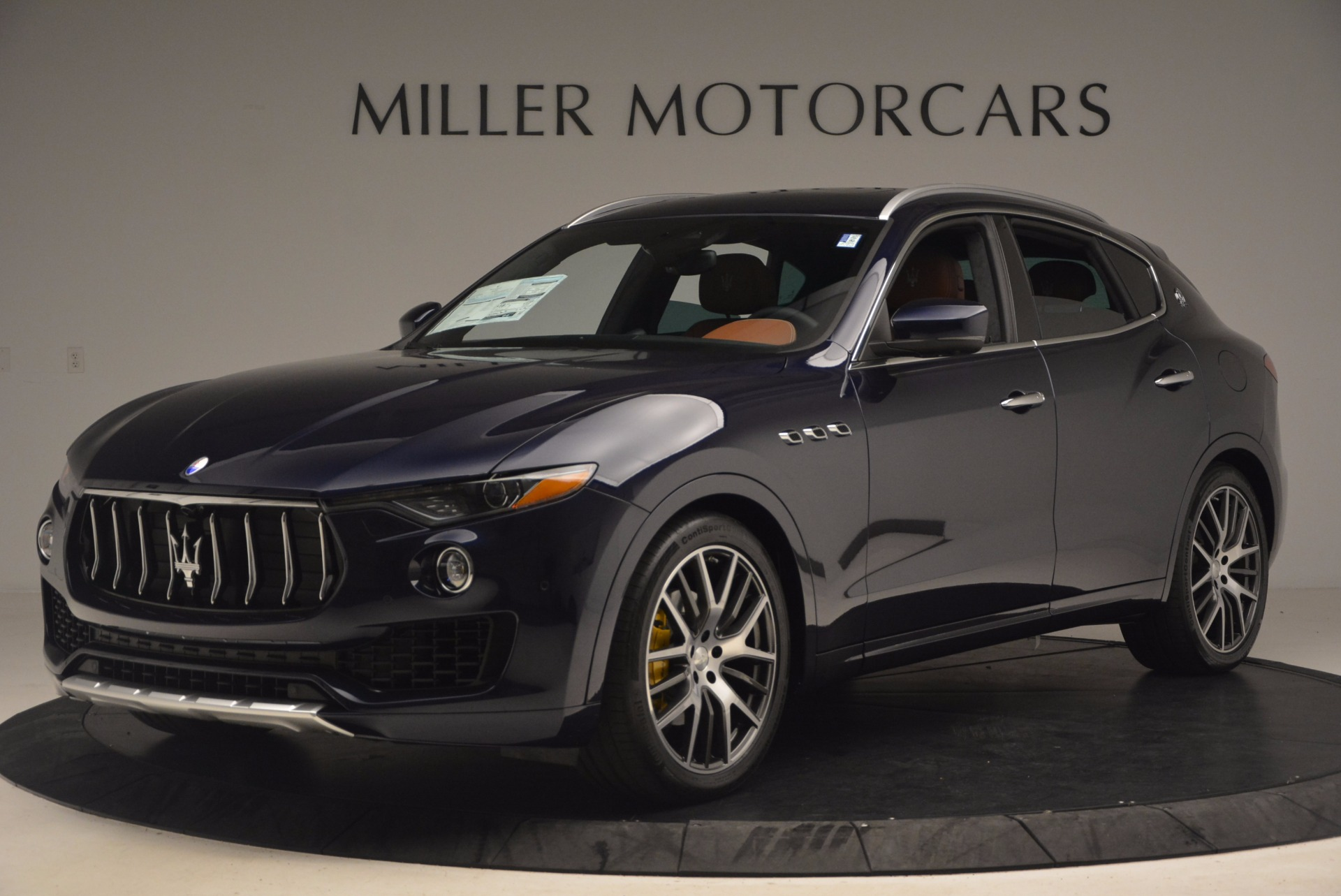 New 2017 Maserati Levante  For Sale In Westport, CT 1118_p2