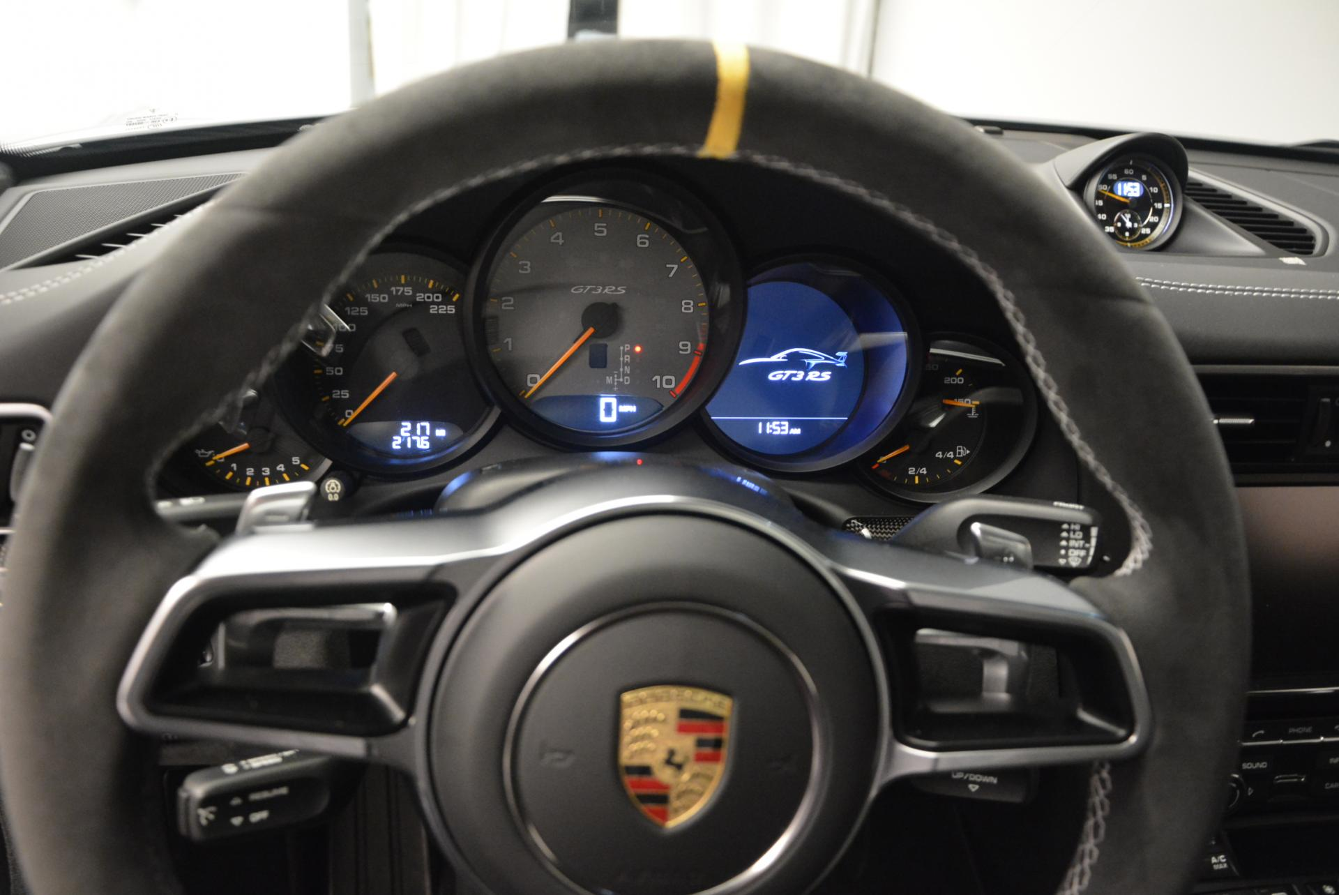 Used 2016 Porsche 911 GT3 RS For Sale In Westport, CT 112_p16