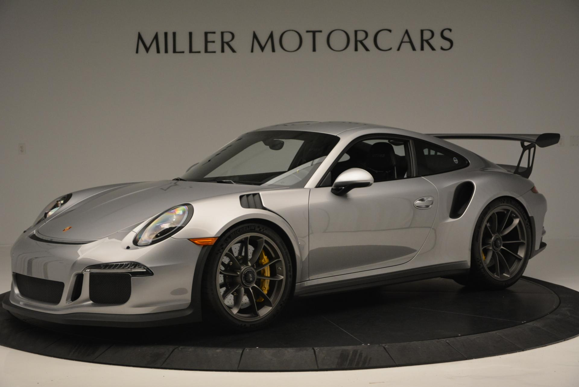 Used 2016 Porsche 911 GT3 RS For Sale In Westport, CT 112_p2