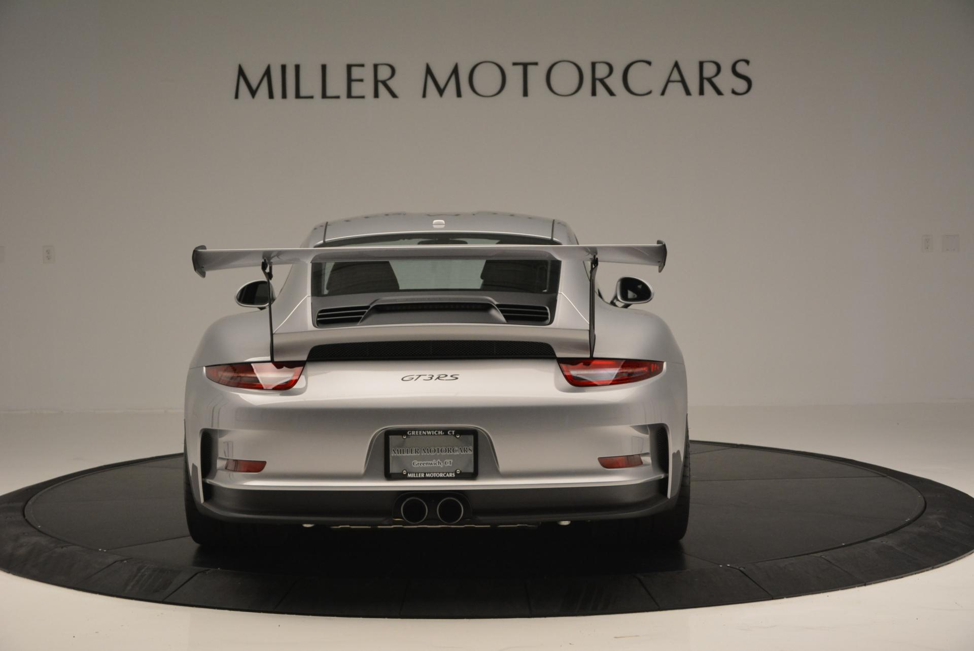 Used 2016 Porsche 911 GT3 RS For Sale In Westport, CT 112_p6