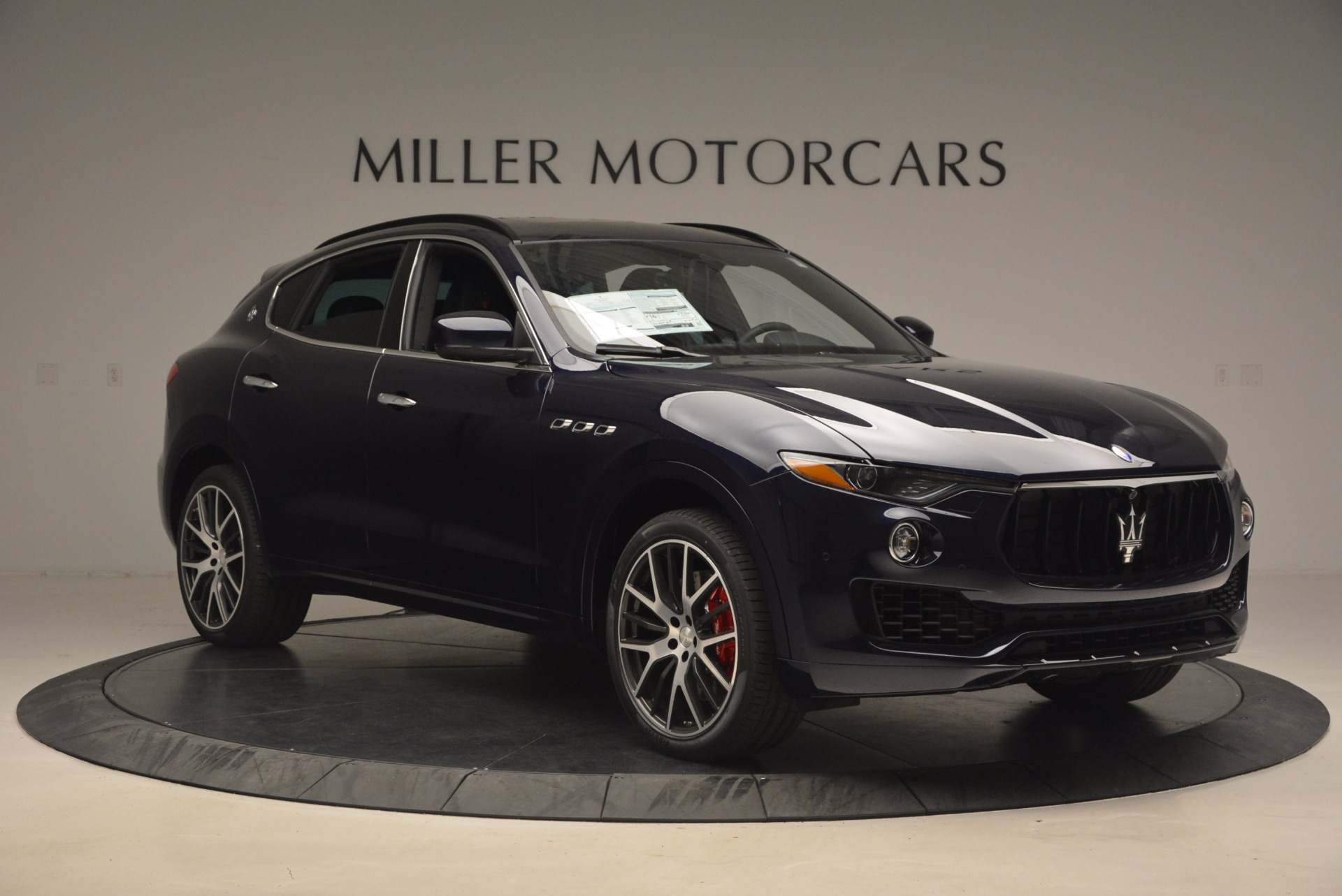 New 2017 Maserati Levante S Q4 For Sale In Westport, CT 1120_p11