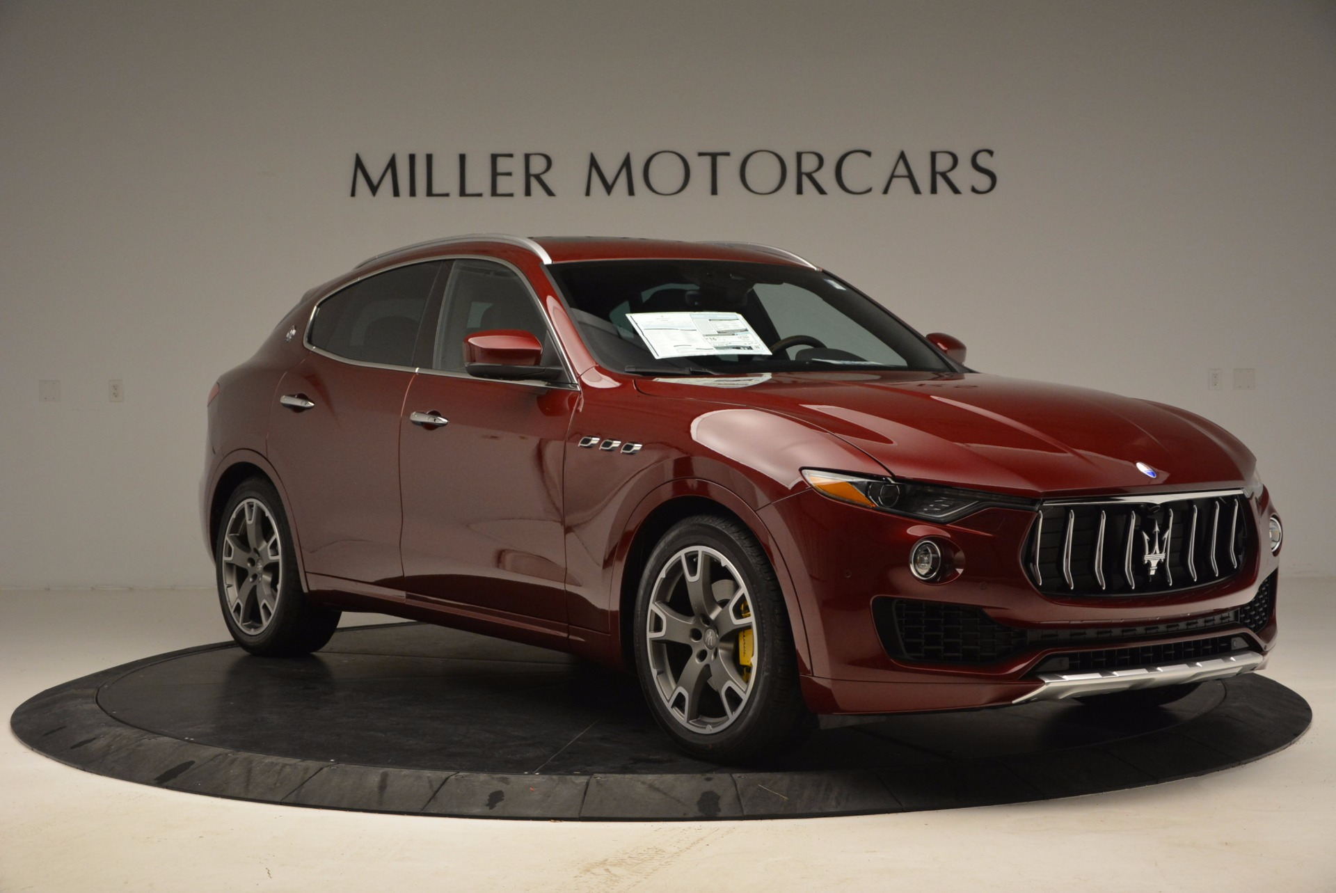 New 2017 Maserati Levante  For Sale In Westport, CT 1122_p12