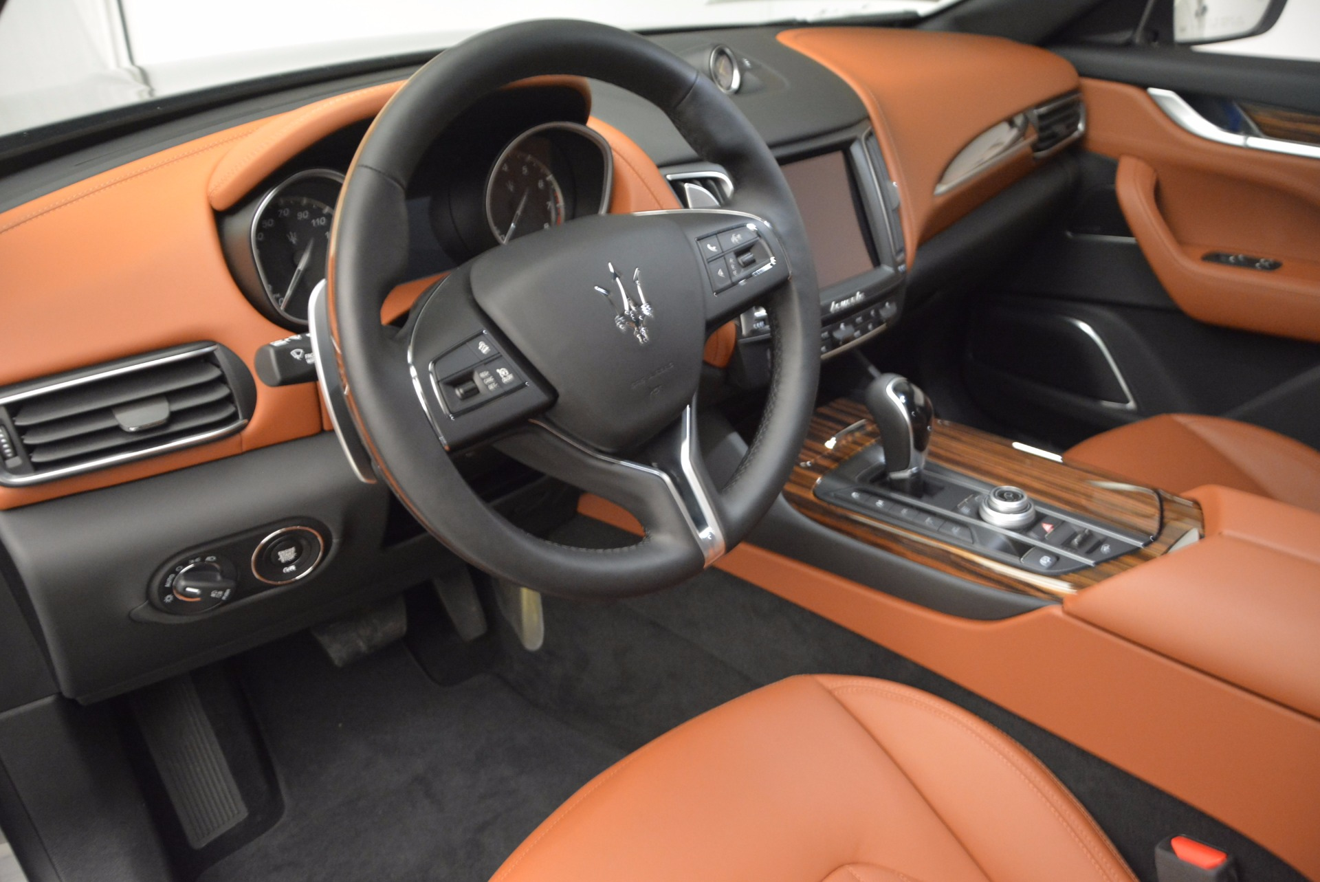 New 2017 Maserati Levante  For Sale In Westport, CT 1122_p14