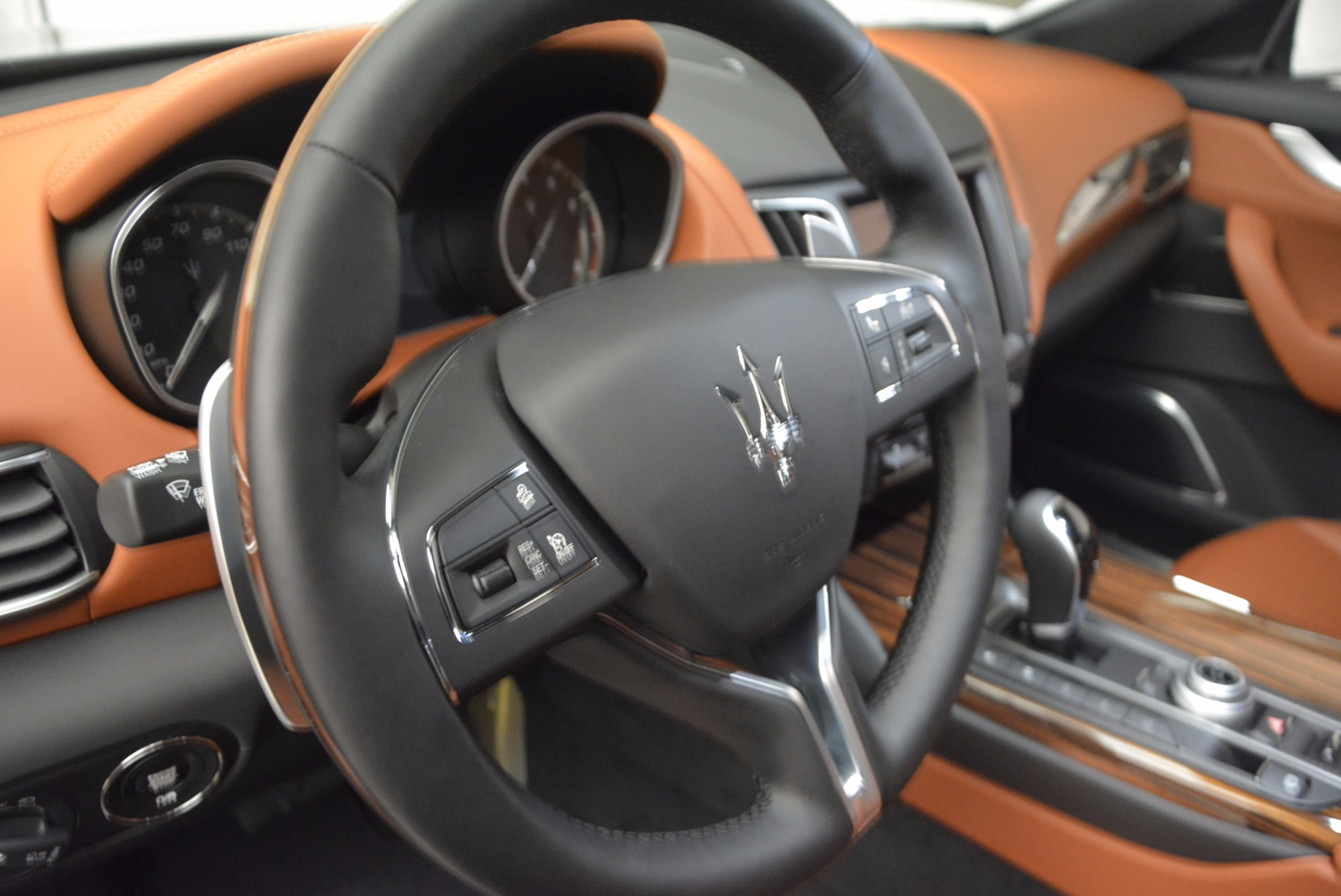 New 2017 Maserati Levante  For Sale In Westport, CT 1122_p15
