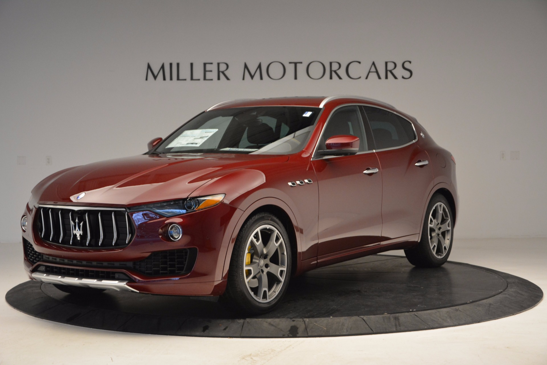 New 2017 Maserati Levante  For Sale In Westport, CT 1122_p2