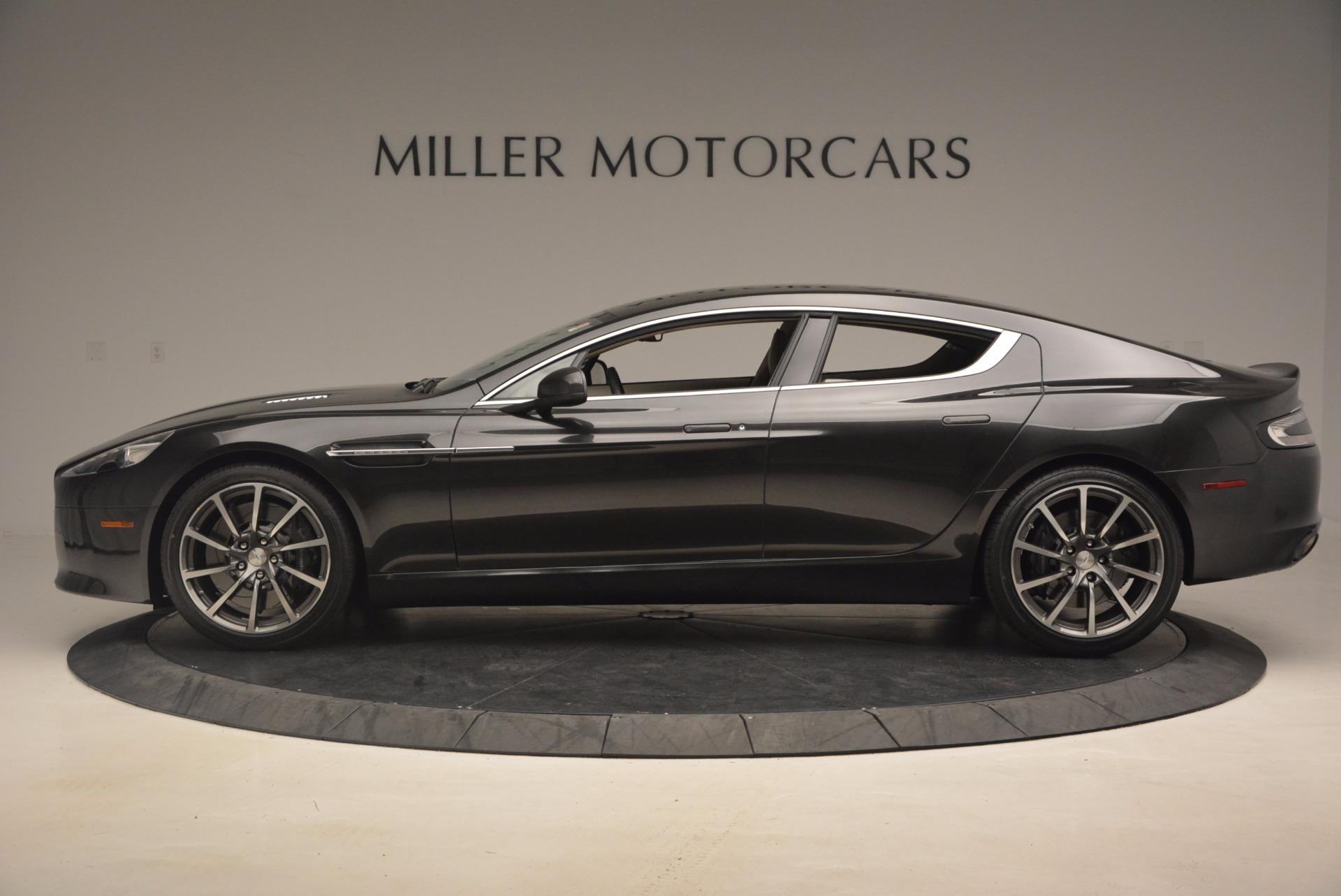 New 2017 Aston Martin Rapide S  For Sale In Westport, CT 1125_p3