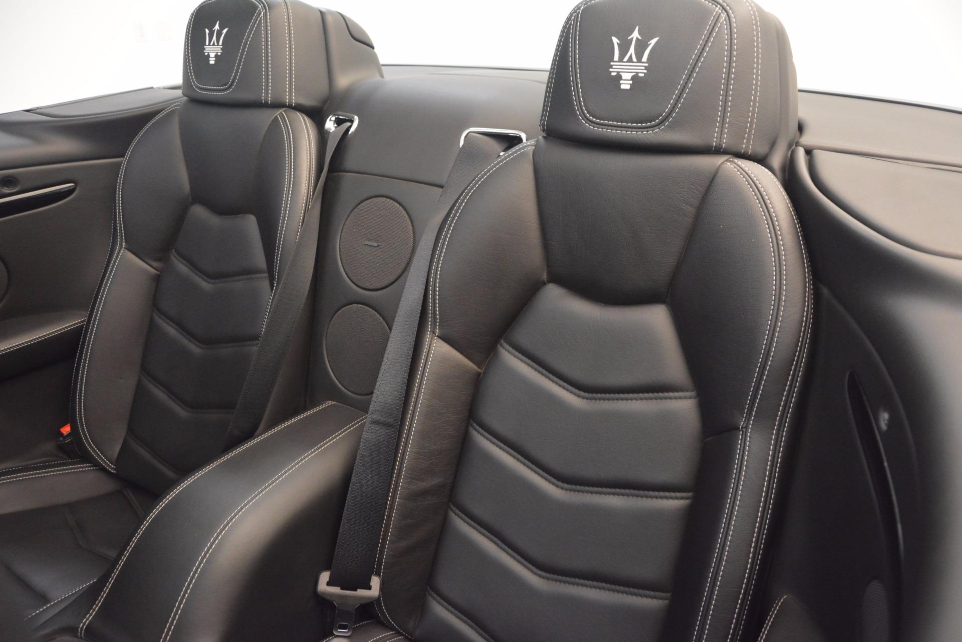Used 2014 Maserati GranTurismo Sport For Sale In Westport, CT 1128_p48