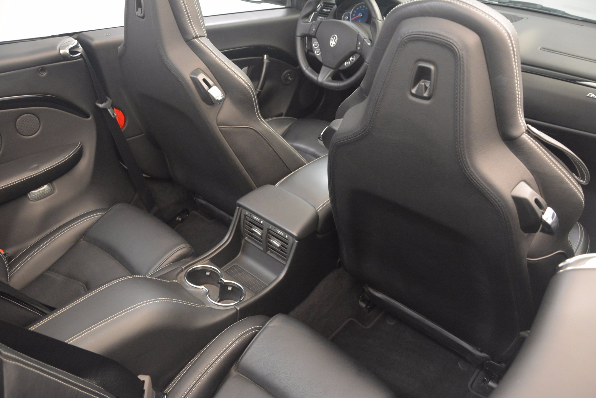 Used 2014 Maserati GranTurismo Sport For Sale In Westport, CT 1128_p52