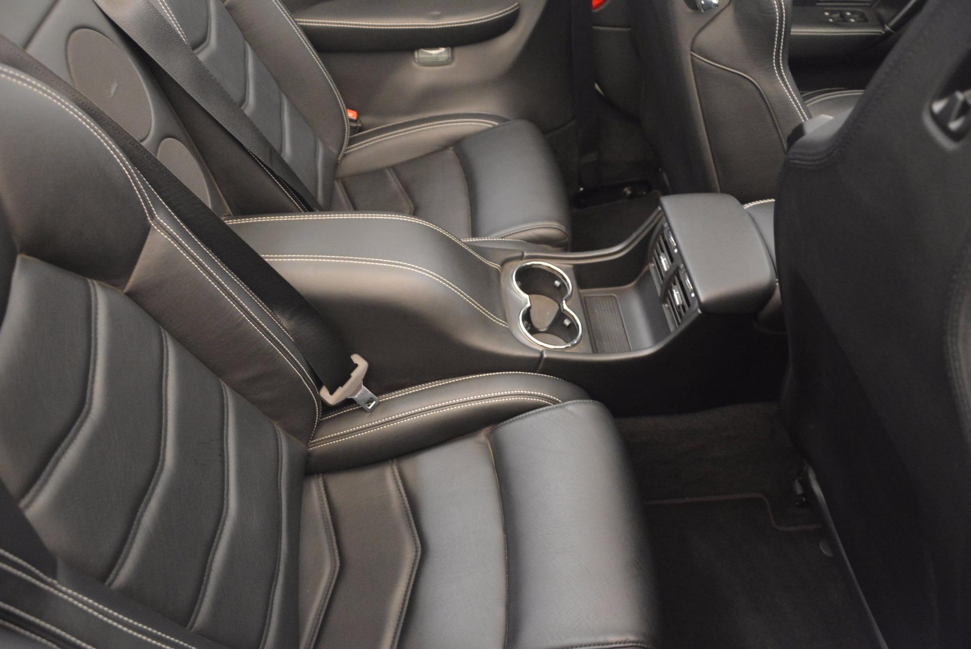 Used 2014 Maserati GranTurismo Sport For Sale In Westport, CT 1128_p53