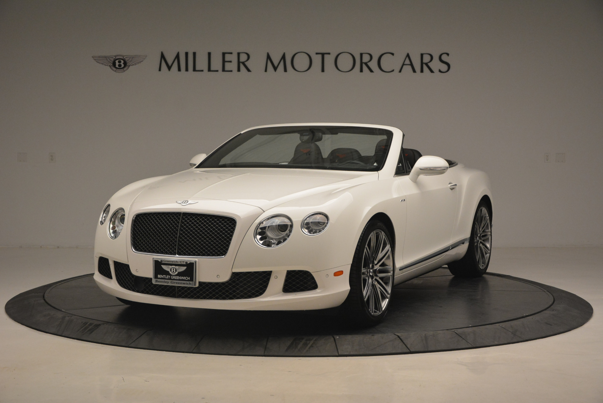 Used 2014 Bentley Continental GT Speed For Sale In Westport, CT 1129_main