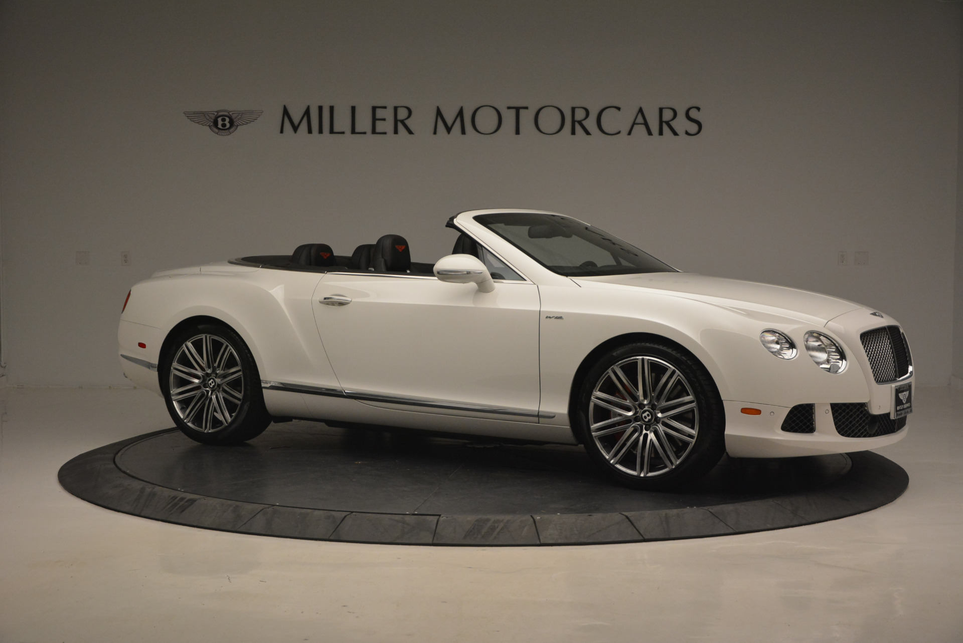 Used 2014 Bentley Continental GT Speed For Sale In Westport, CT 1129_p10
