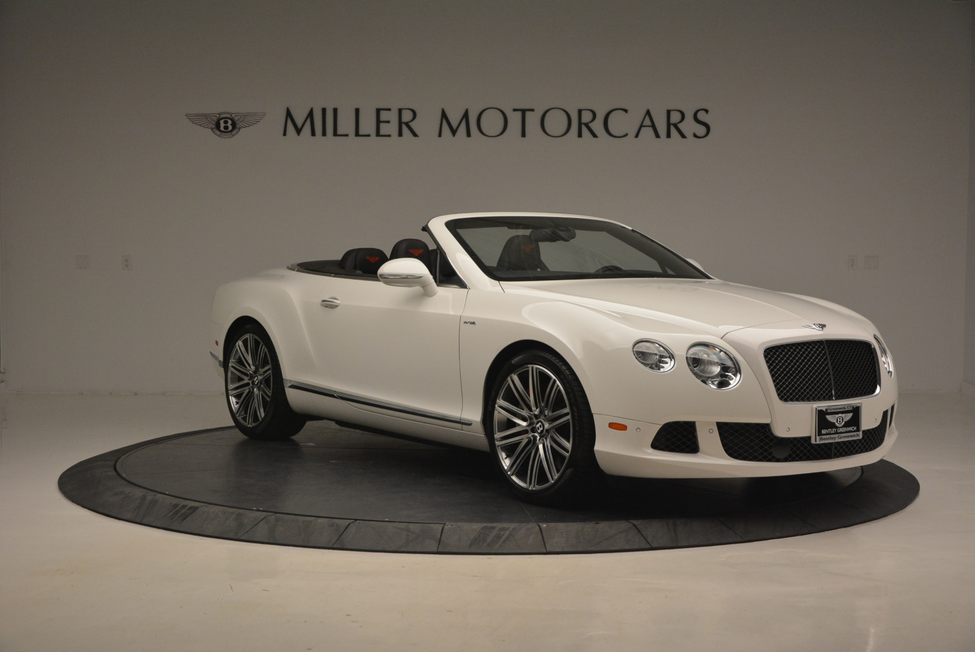 Used 2014 Bentley Continental GT Speed For Sale In Westport, CT 1129_p11