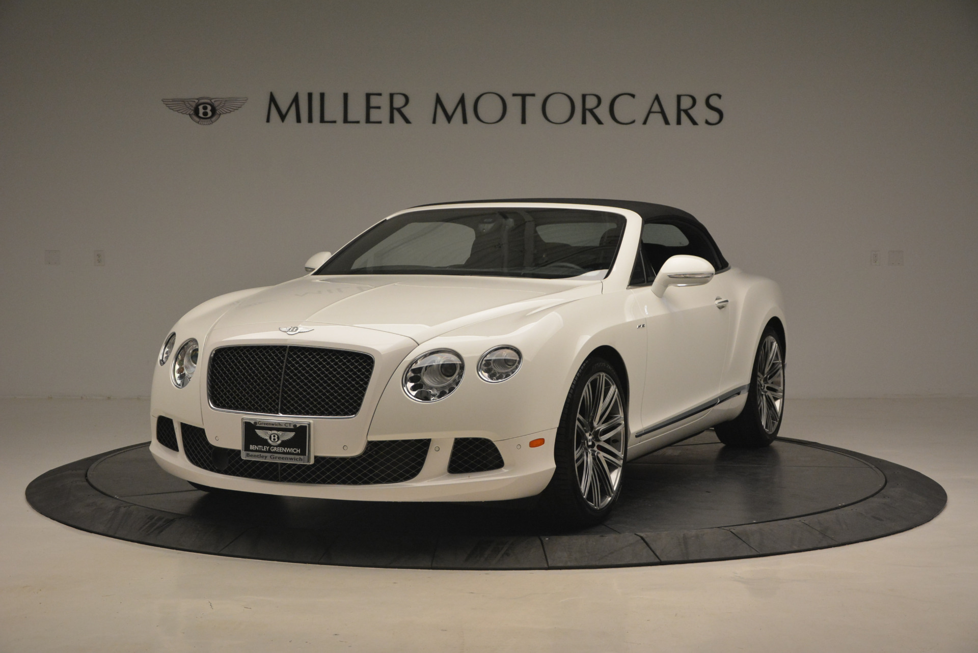 Used 2014 Bentley Continental GT Speed For Sale In Westport, CT 1129_p13