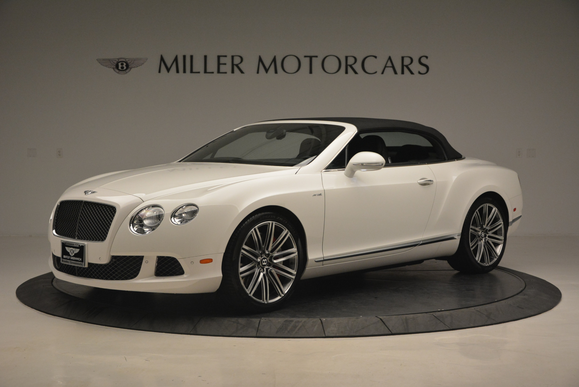 Used 2014 Bentley Continental GT Speed For Sale In Westport, CT 1129_p14