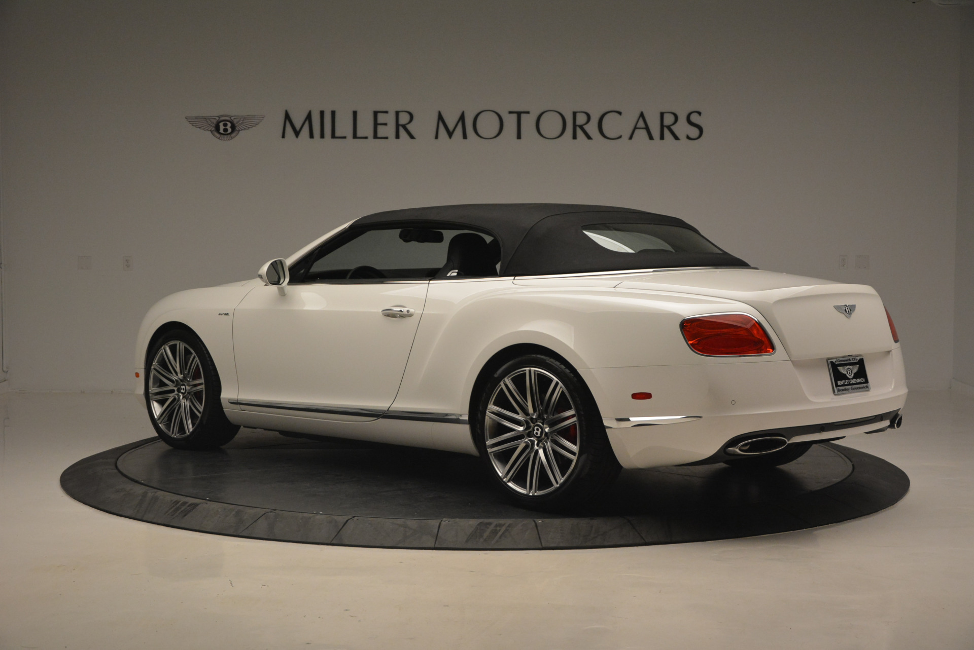 Used 2014 Bentley Continental GT Speed For Sale In Westport, CT 1129_p17