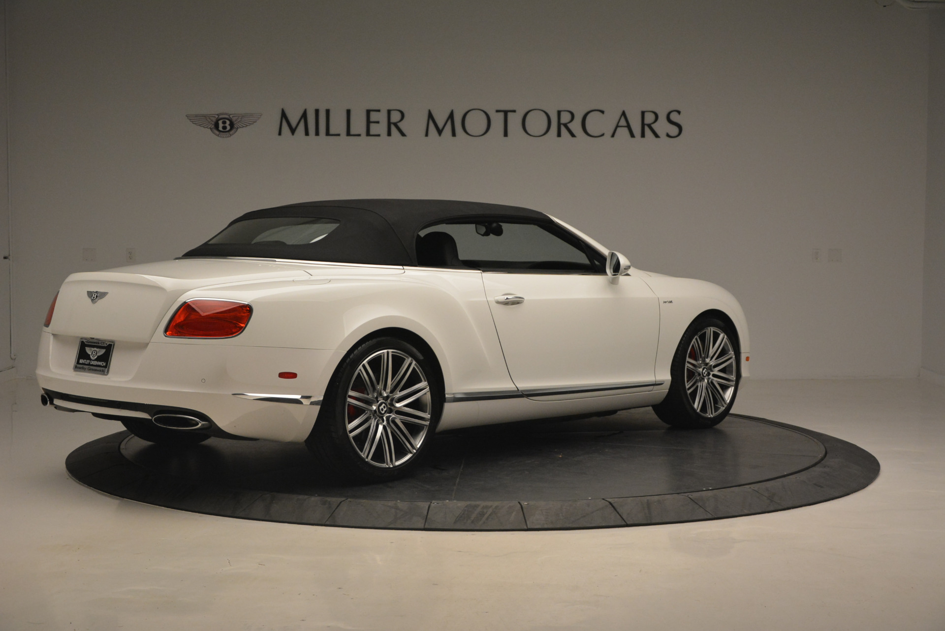 Used 2014 Bentley Continental GT Speed For Sale In Westport, CT 1129_p20