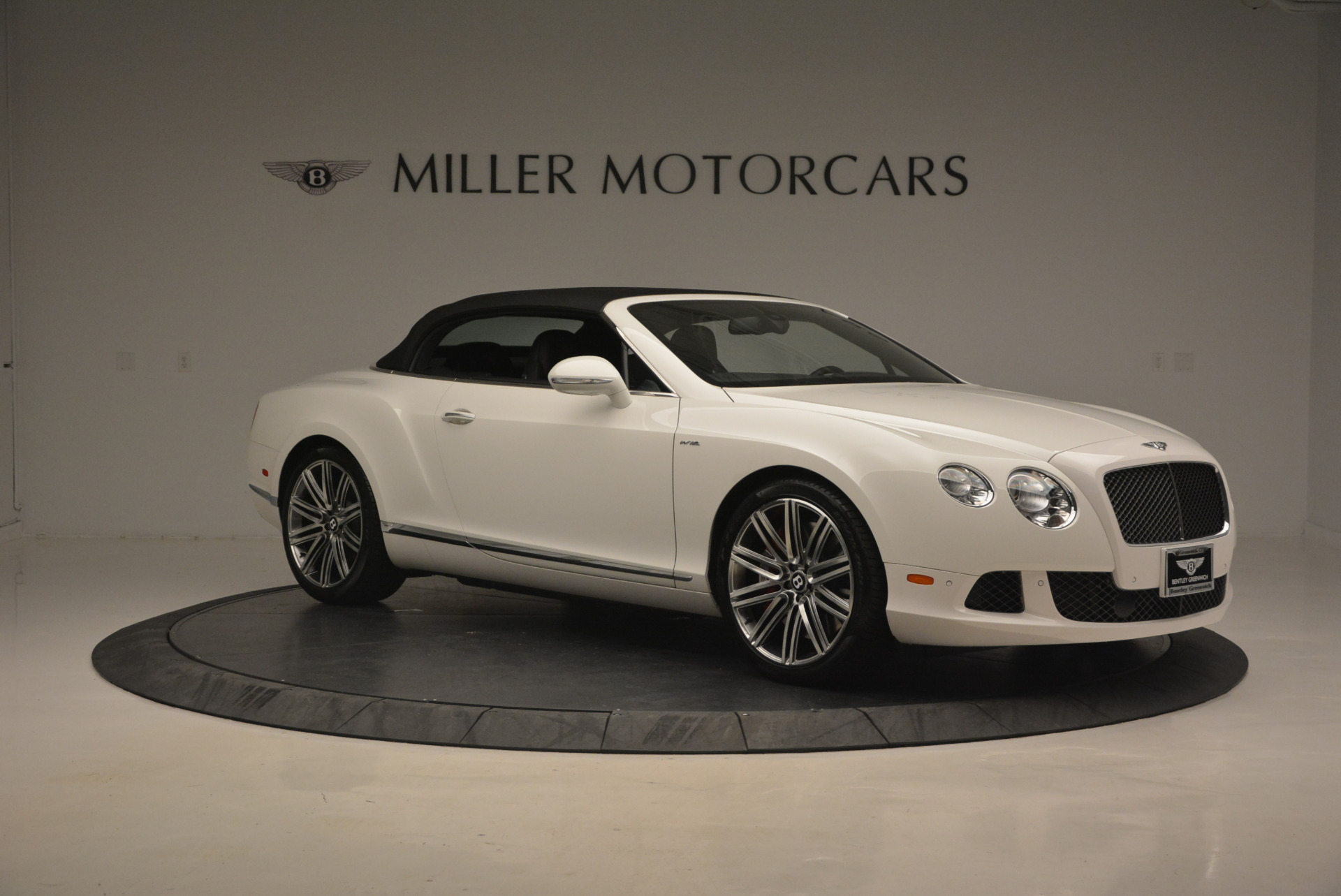 Used 2014 Bentley Continental GT Speed For Sale In Westport, CT 1129_p23