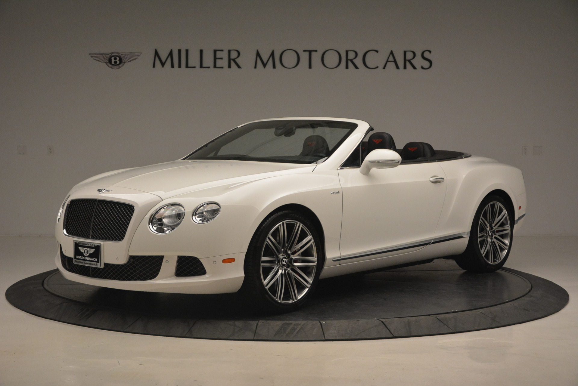 Used 2014 Bentley Continental GT Speed For Sale In Westport, CT 1129_p2