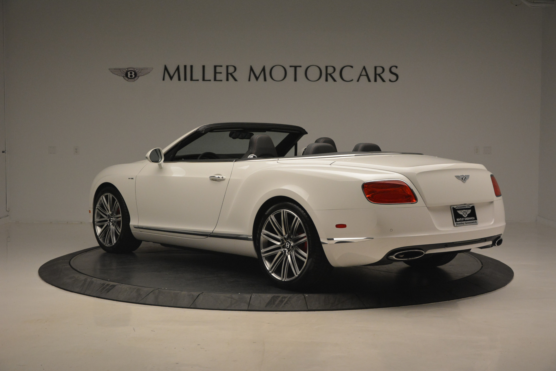 Used 2014 Bentley Continental GT Speed For Sale In Westport, CT 1129_p5