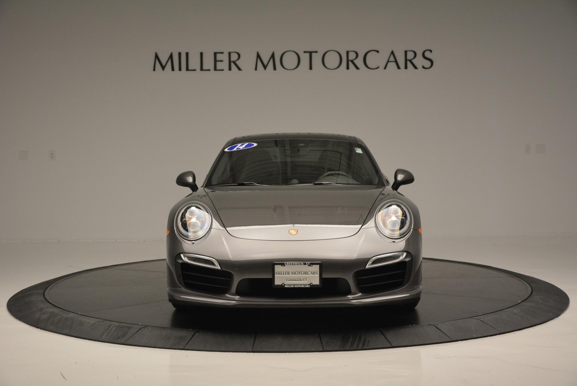 Used 2014 Porsche 911 Turbo S For Sale In Westport, CT 113_p11
