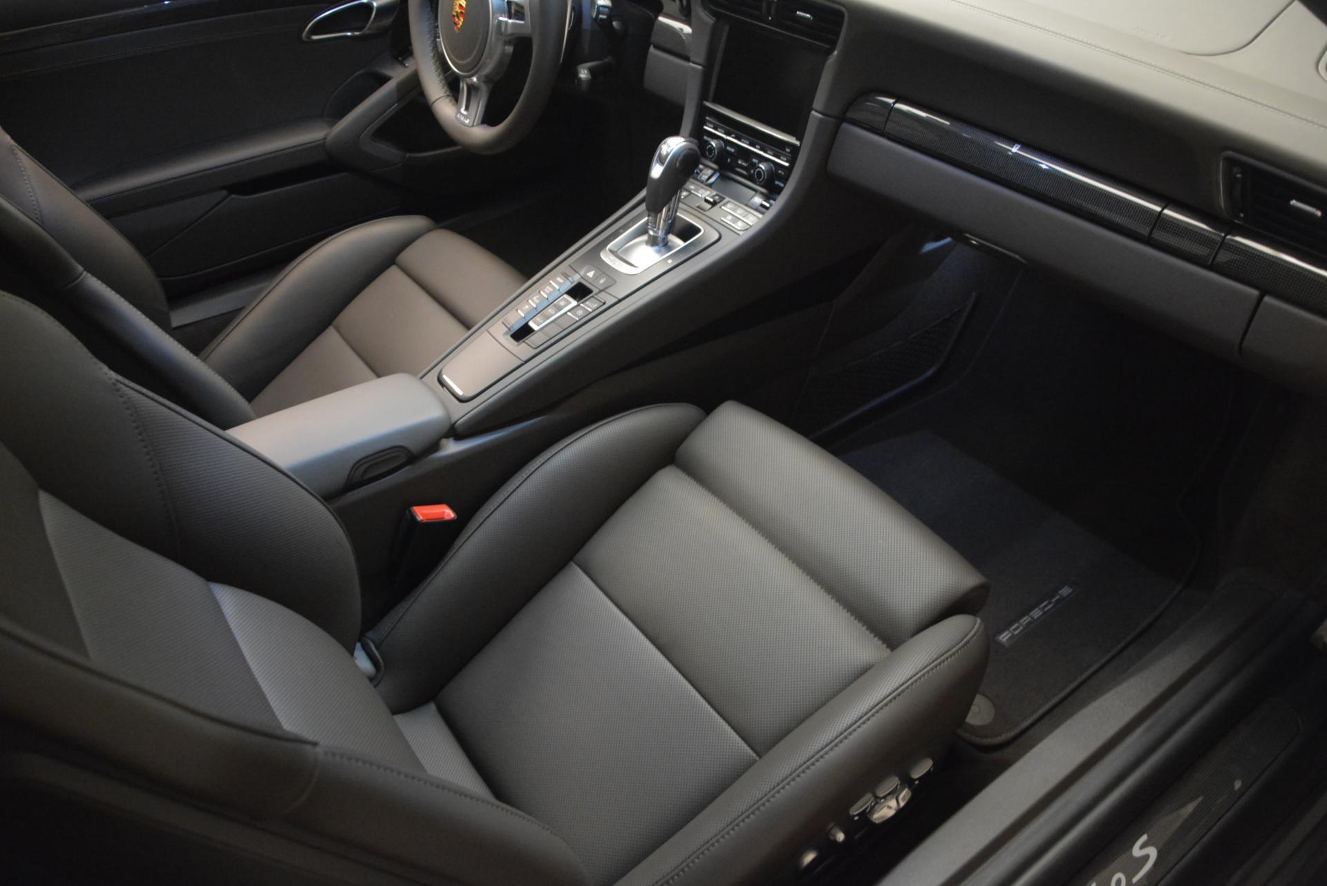 Used 2014 Porsche 911 Turbo S For Sale In Westport, CT 113_p19