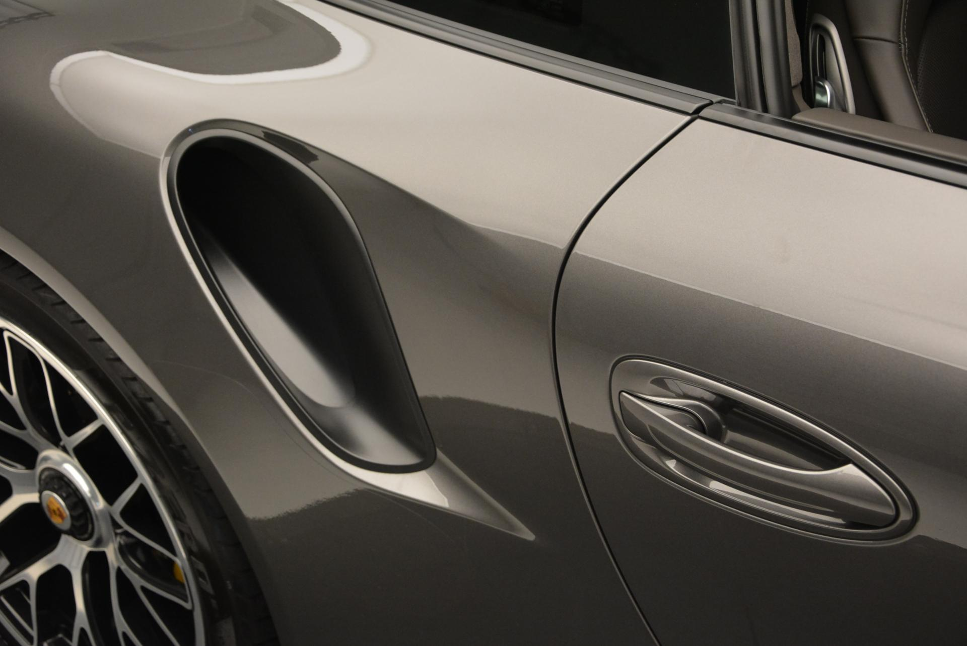 Used 2014 Porsche 911 Turbo S For Sale In Westport, CT 113_p22