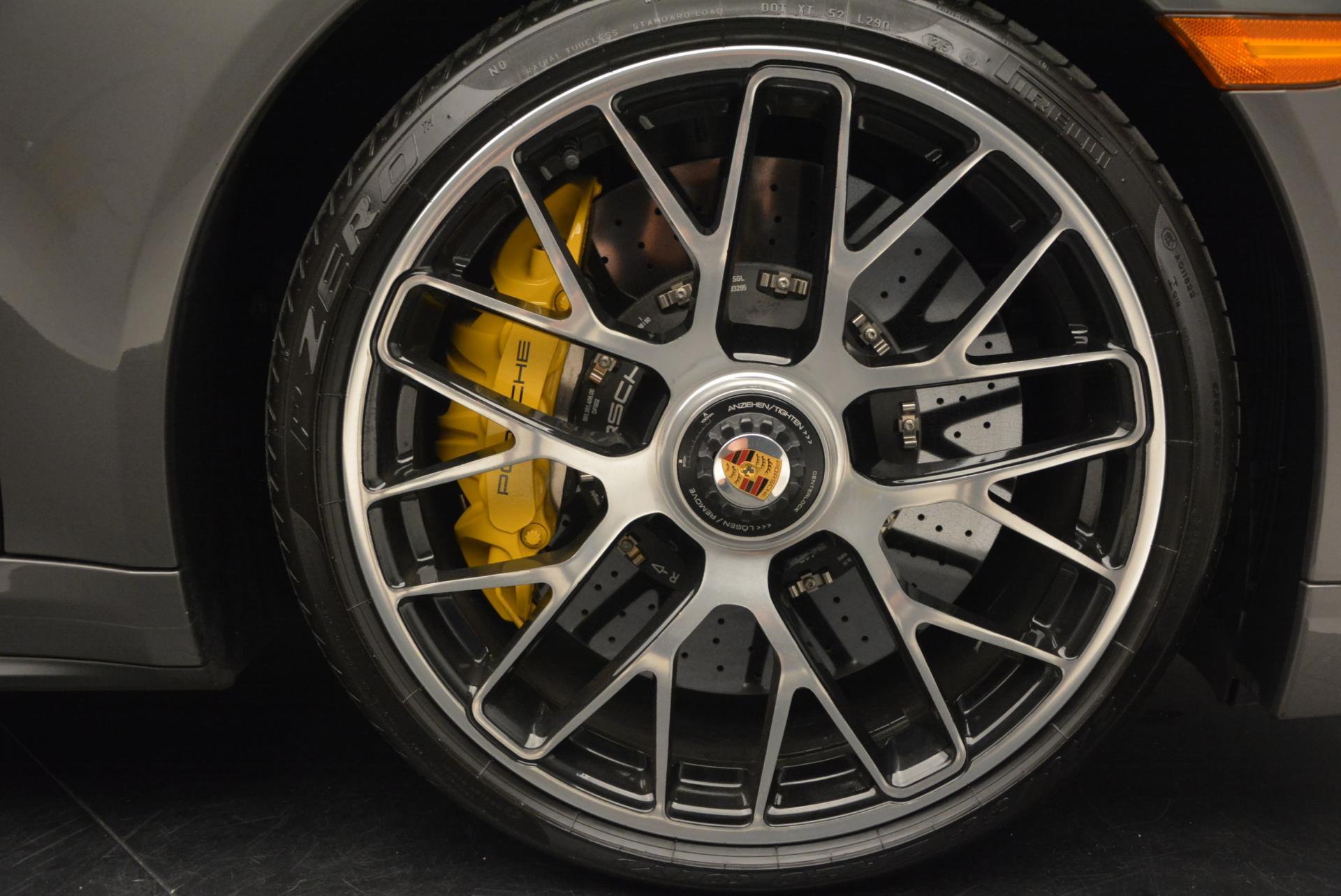 Used 2014 Porsche 911 Turbo S For Sale In Westport, CT 113_p25