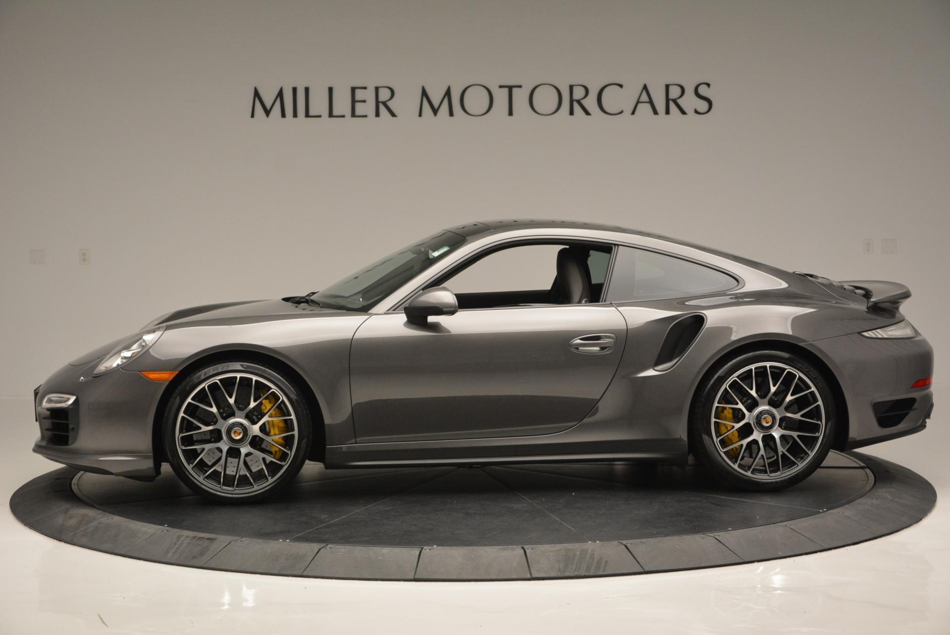 Used 2014 Porsche 911 Turbo S For Sale In Westport, CT 113_p3