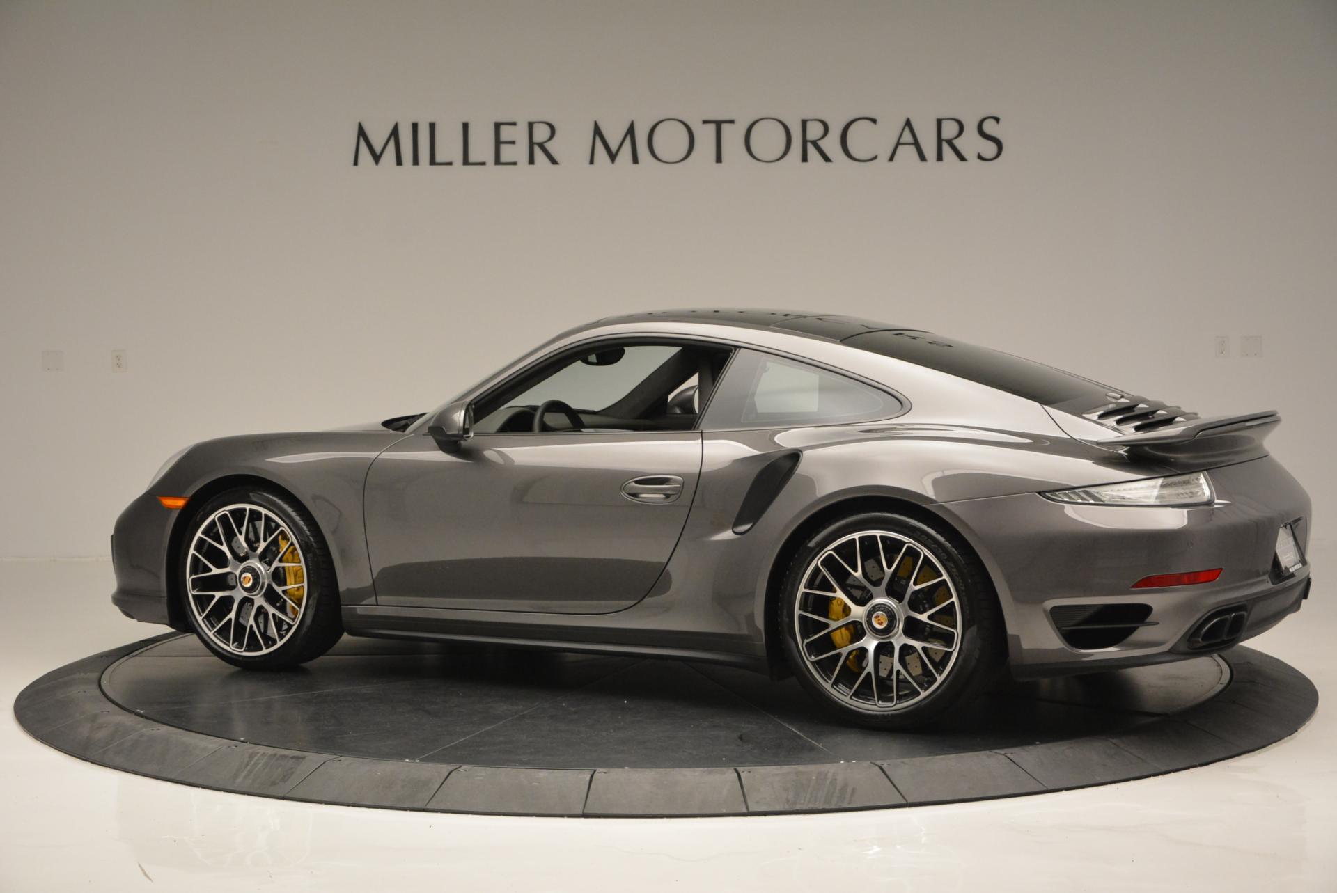 Used 2014 Porsche 911 Turbo S For Sale In Westport, CT 113_p4