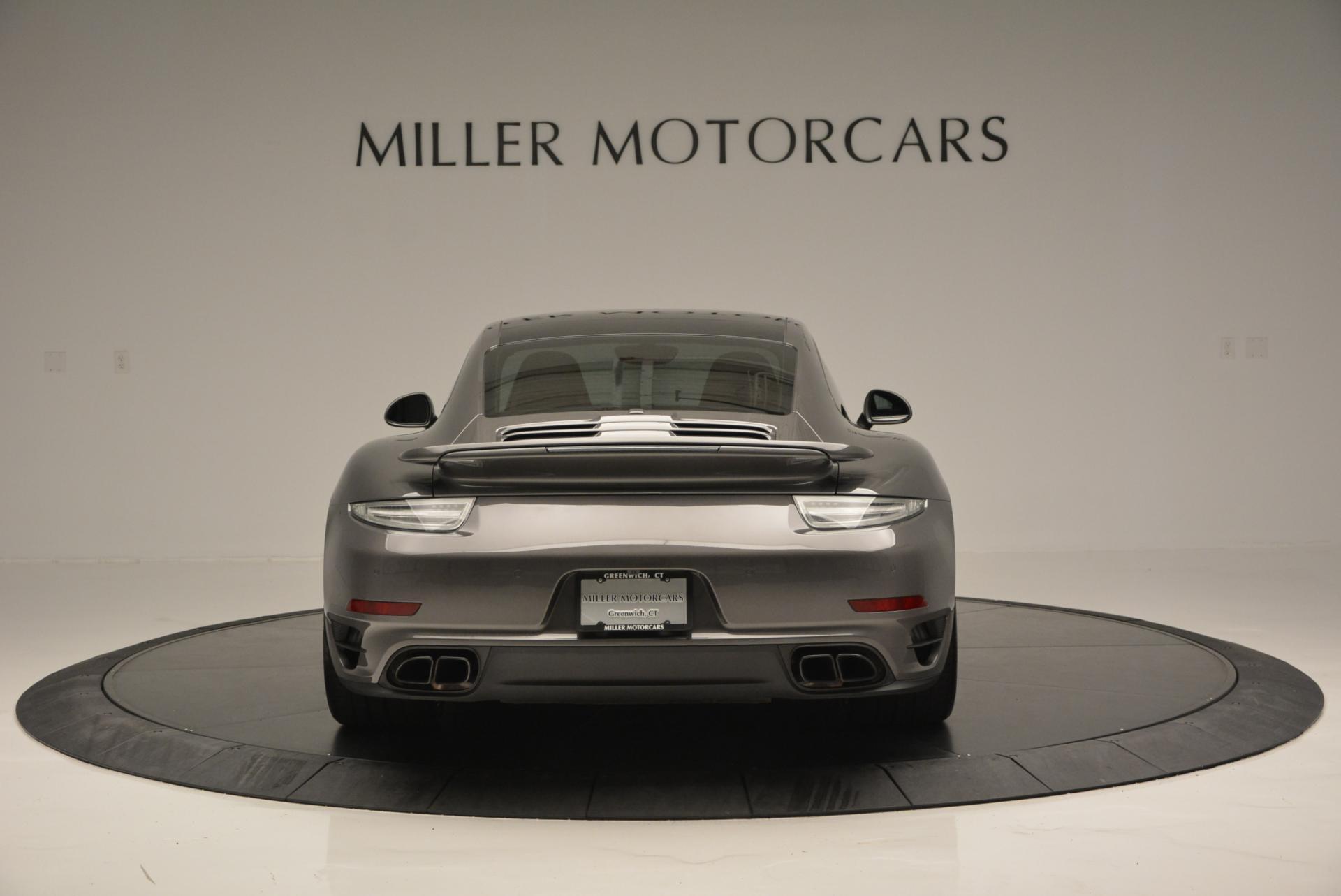 Used 2014 Porsche 911 Turbo S For Sale In Westport, CT 113_p5