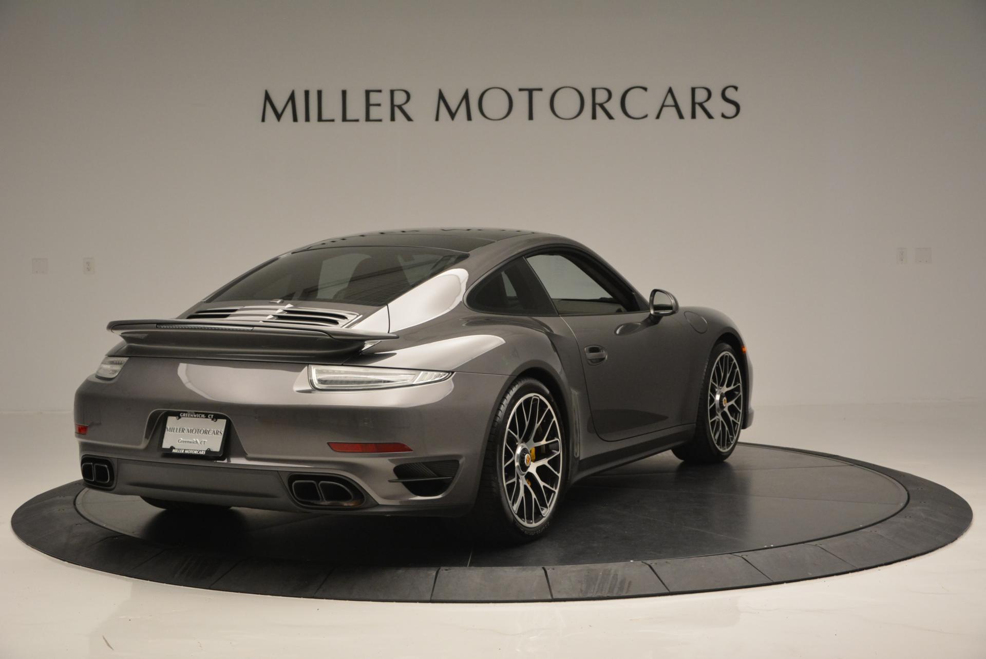 Used 2014 Porsche 911 Turbo S For Sale In Westport, CT 113_p6