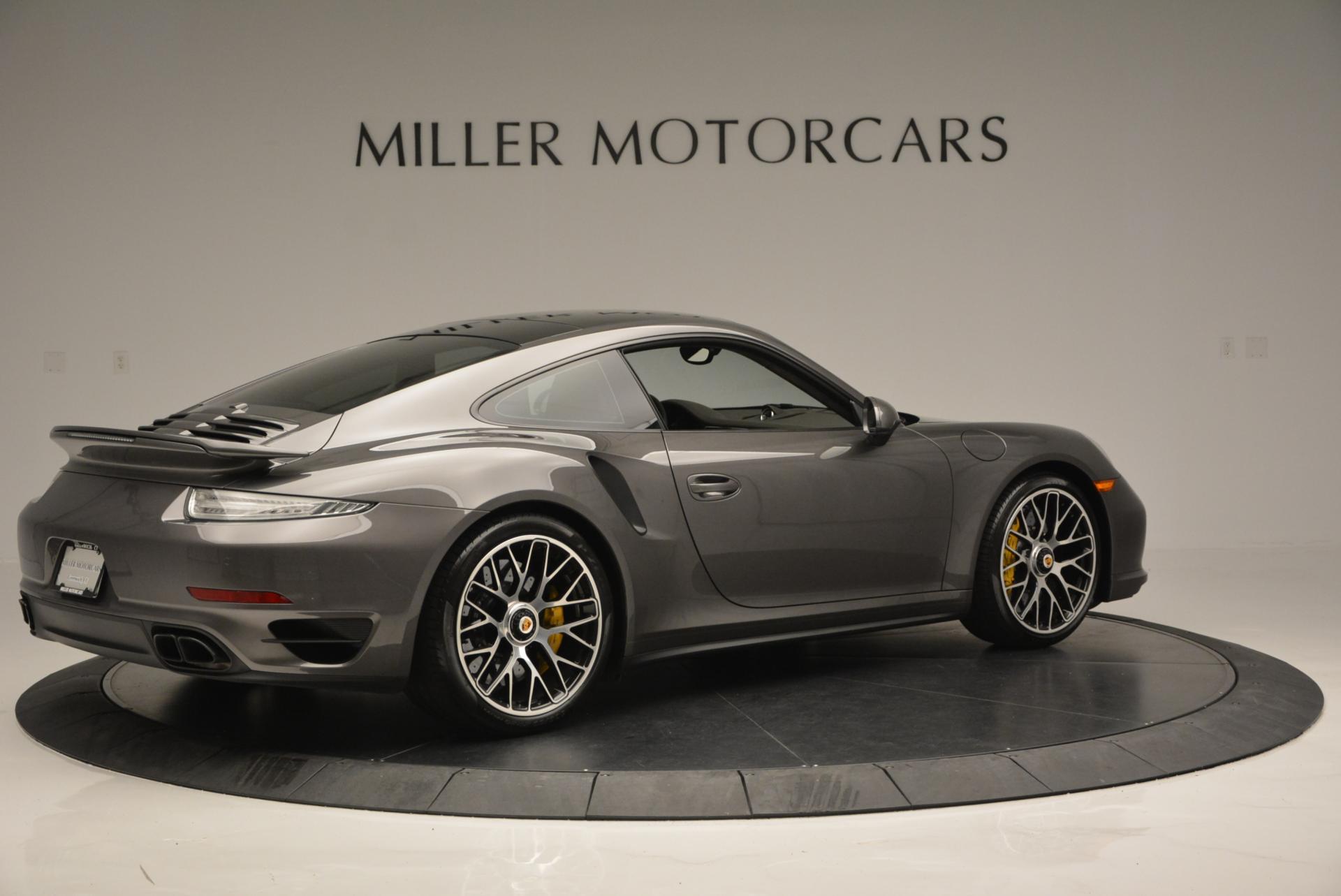Used 2014 Porsche 911 Turbo S For Sale In Westport, CT 113_p7