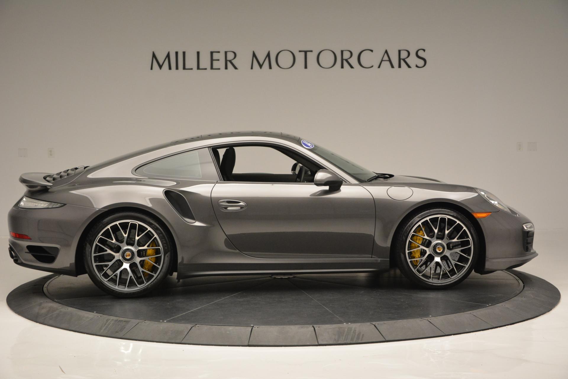 Used 2014 Porsche 911 Turbo S For Sale In Westport, CT 113_p8