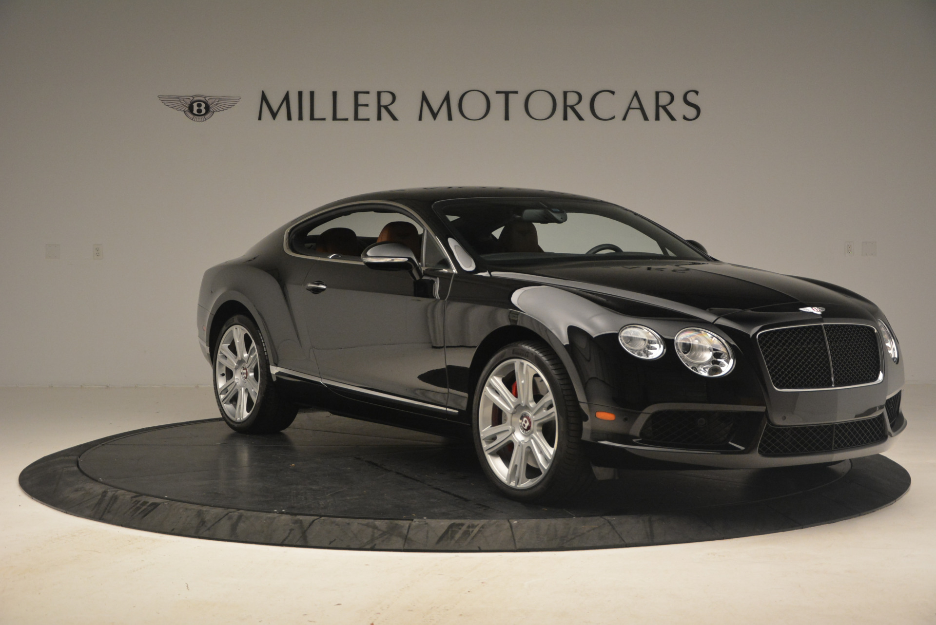Used 2013 Bentley Continental GT V8 For Sale In Westport, CT 1131_p11