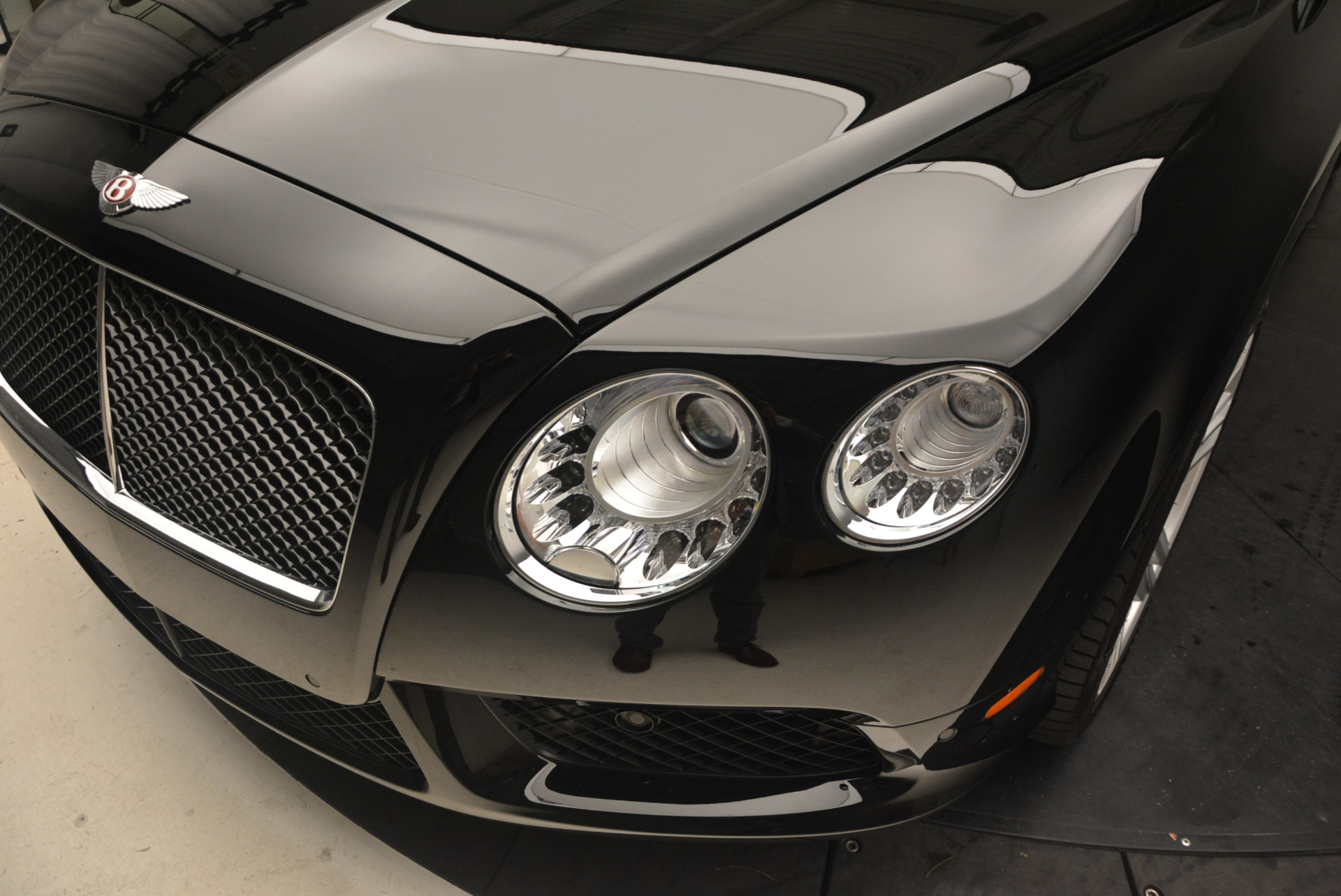 Used 2013 Bentley Continental GT V8 For Sale In Westport, CT 1131_p18