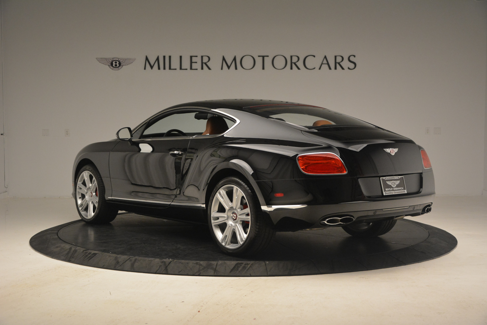 Used 2013 Bentley Continental GT V8 For Sale In Westport, CT 1131_p5