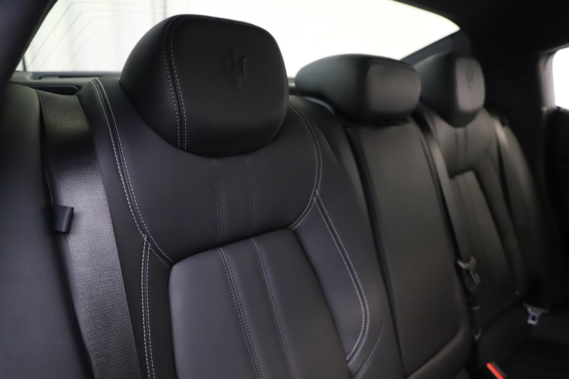 New 2017 Maserati Ghibli S Q4 For Sale In Westport, CT 1132_p26