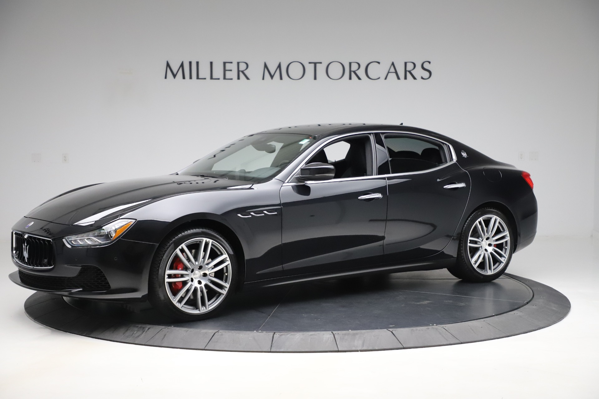 New 2017 Maserati Ghibli S Q4 For Sale In Westport, CT 1132_p2